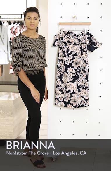 Casey Off the Shoulder Dress, sales video thumbnail
