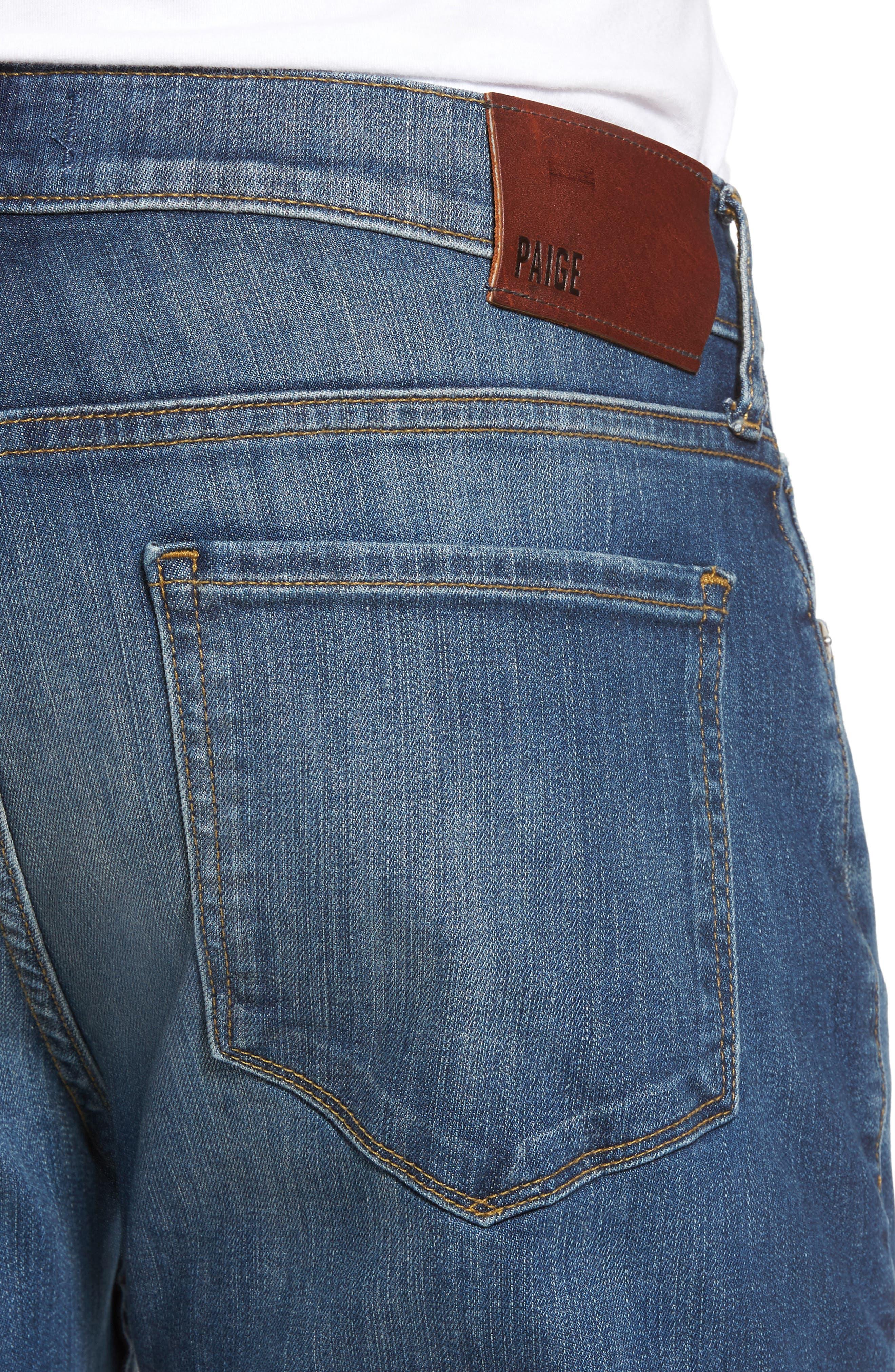 Legacy - Normandie Straight Leg Jeans,                             Alternate thumbnail 4, color,                             400