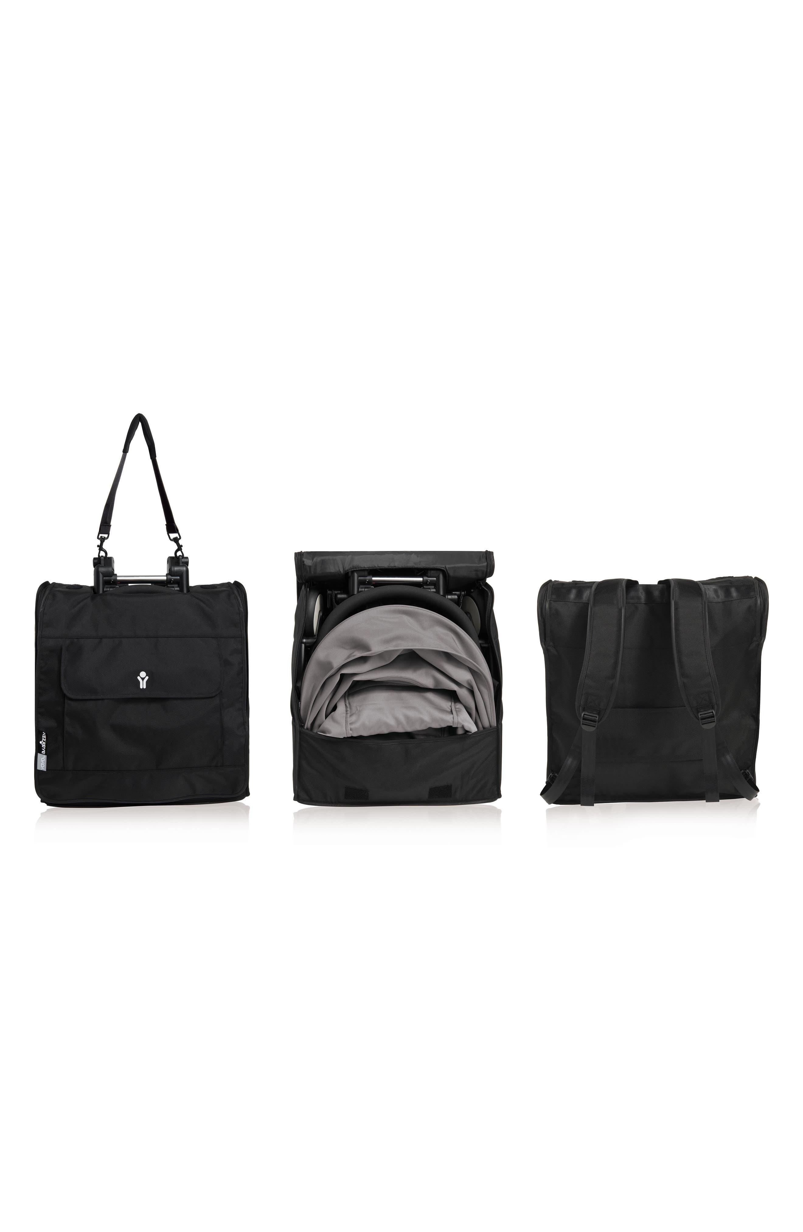 YOYO Stroller Travel Bag,                             Main thumbnail 1, color,                             BLACK