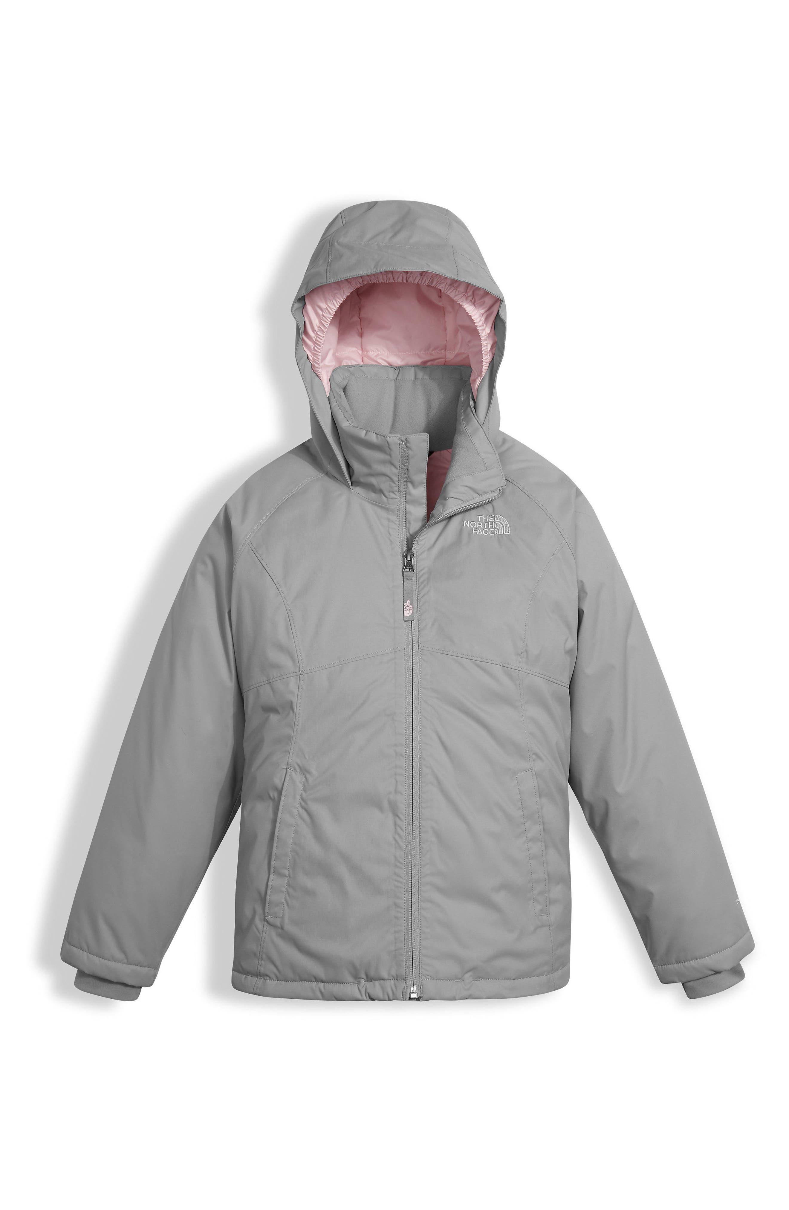 Near & Far Waterproof Heatseeker<sup>™</sup> Insulated Hooded Jacket,                         Main,                         color, 021