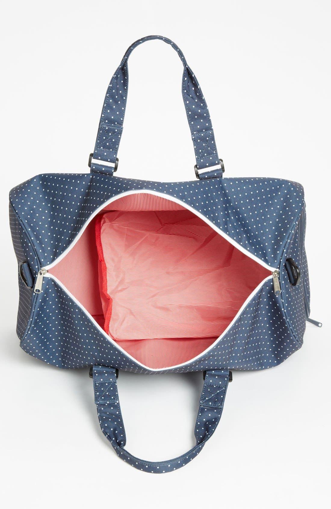 'Novel' Duffel Bag,                             Alternate thumbnail 106, color,