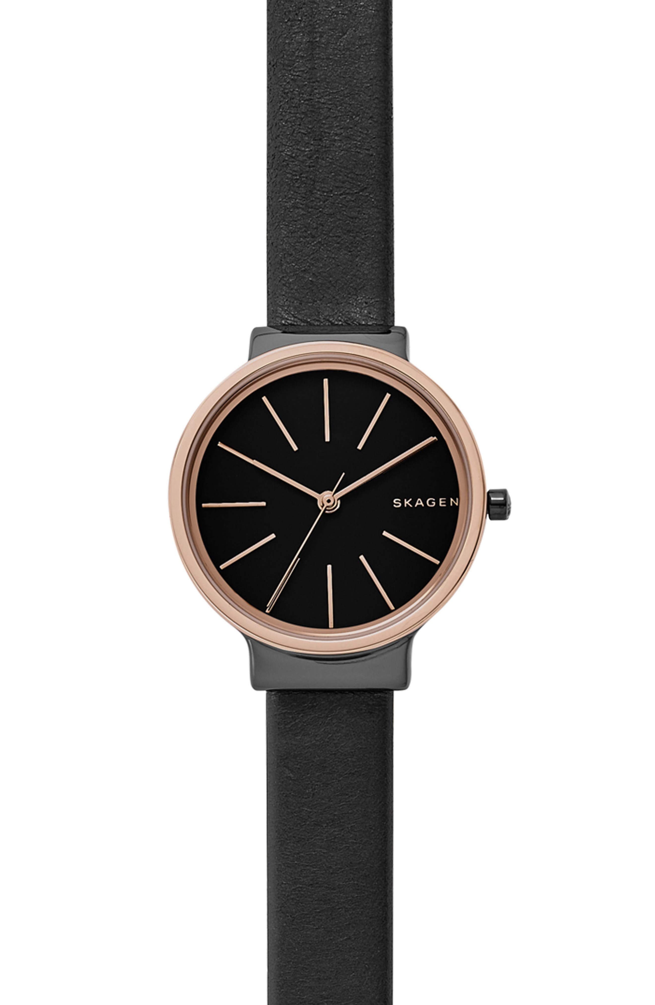 Ancher Strap Watch, 30mm,                         Main,                         color, 003