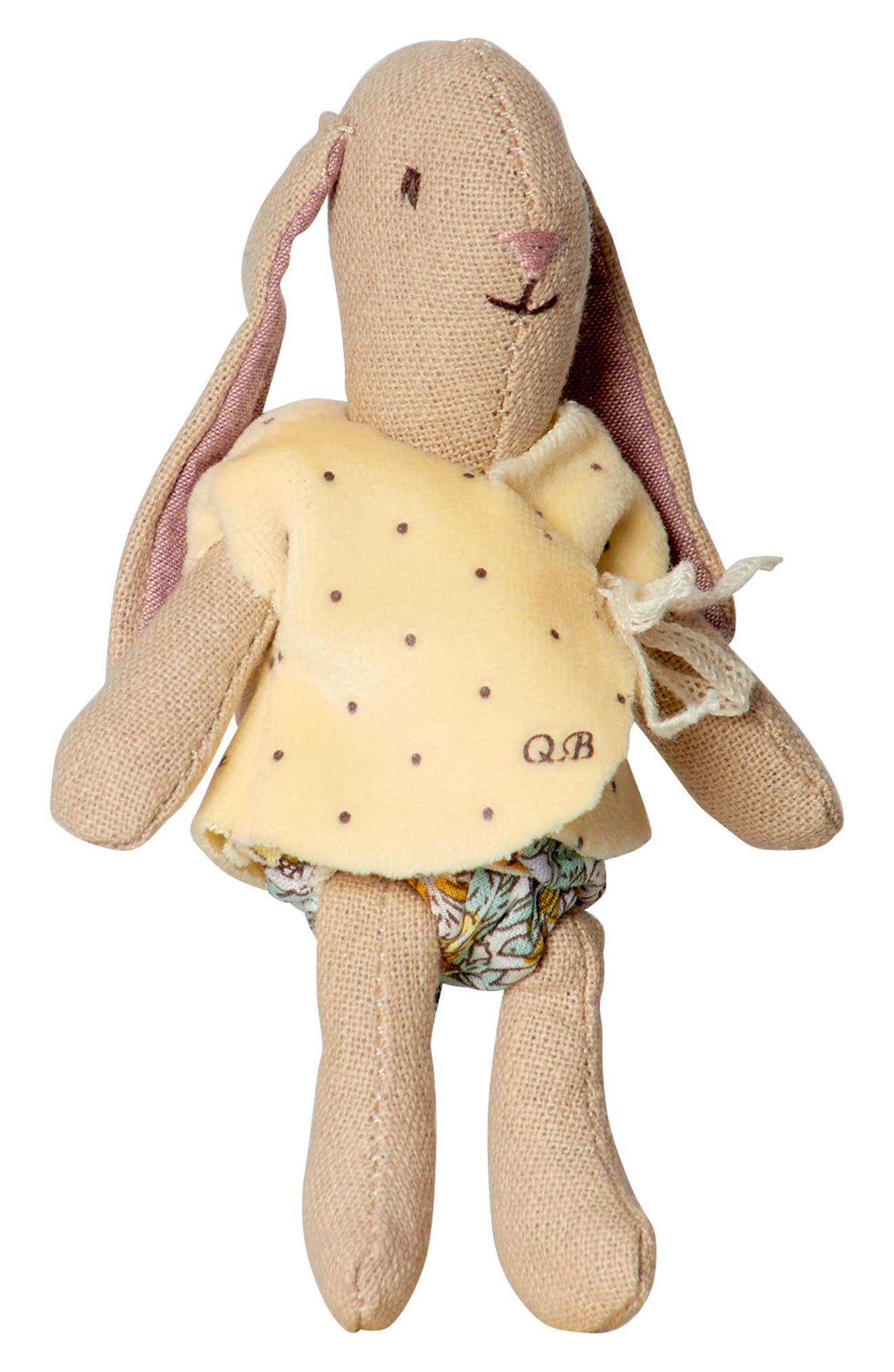 Micro Rabbit Doll Toy,                             Main thumbnail 1, color,                             700