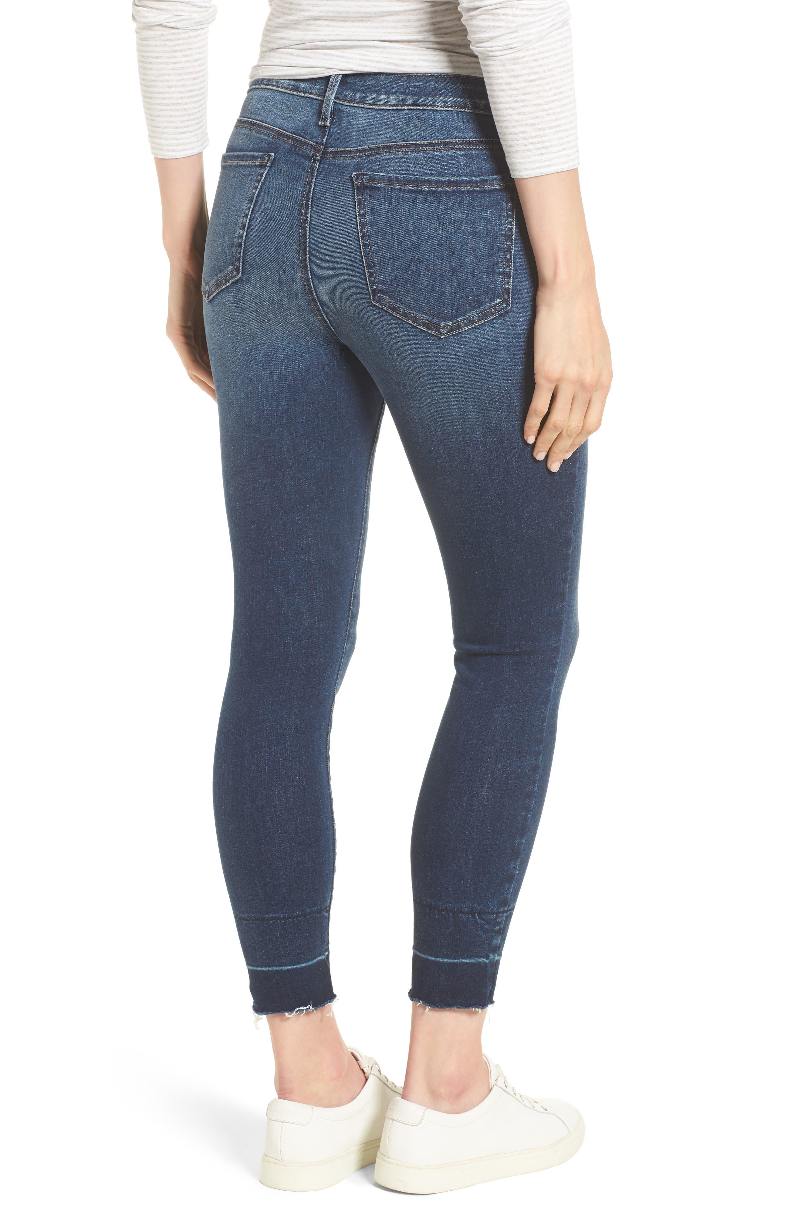 NYDJ,                             Ami Wide Release Hem Super Skinny Jeans,                             Alternate thumbnail 2, color,                             403