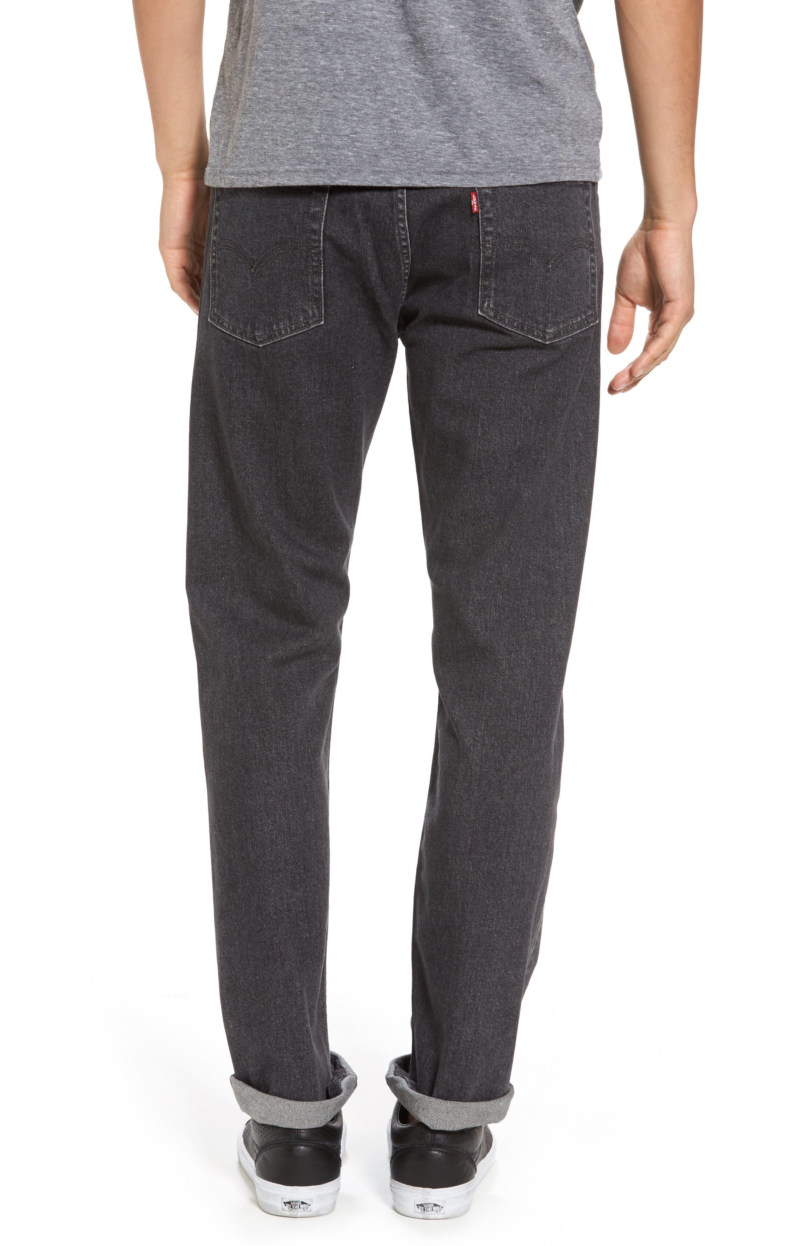 513<sup>™</sup> Slim Straight Leg Jeans,                             Alternate thumbnail 2, color,                             021