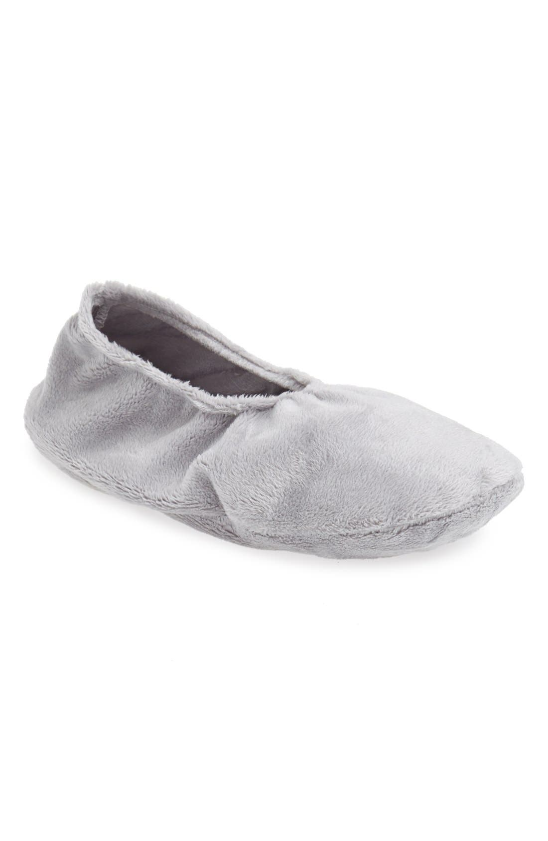 Solid Silver Footies,                         Main,                         color, 000