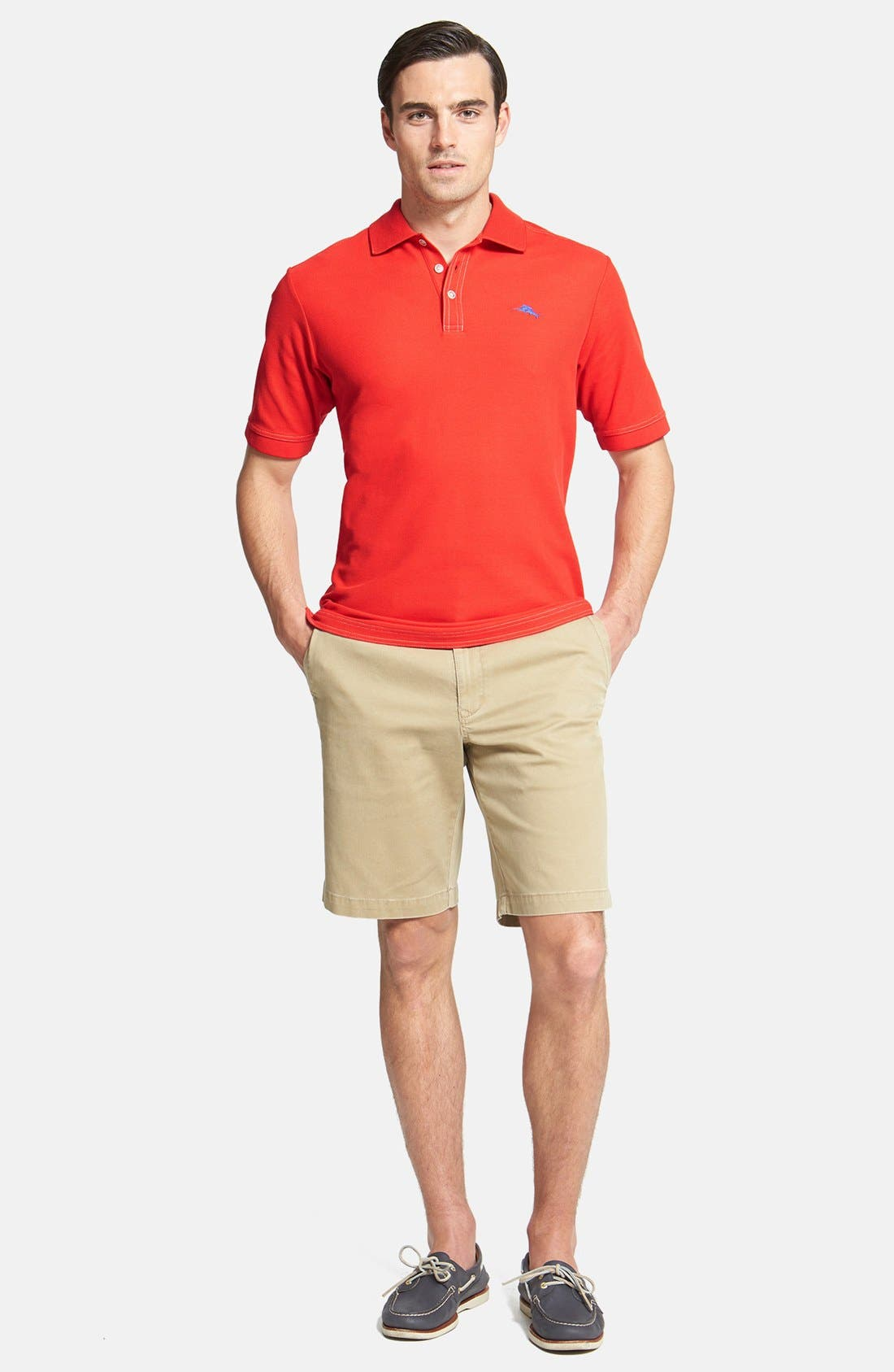 'The Emfielder' Original Fit Piqué Polo,                             Alternate thumbnail 245, color,