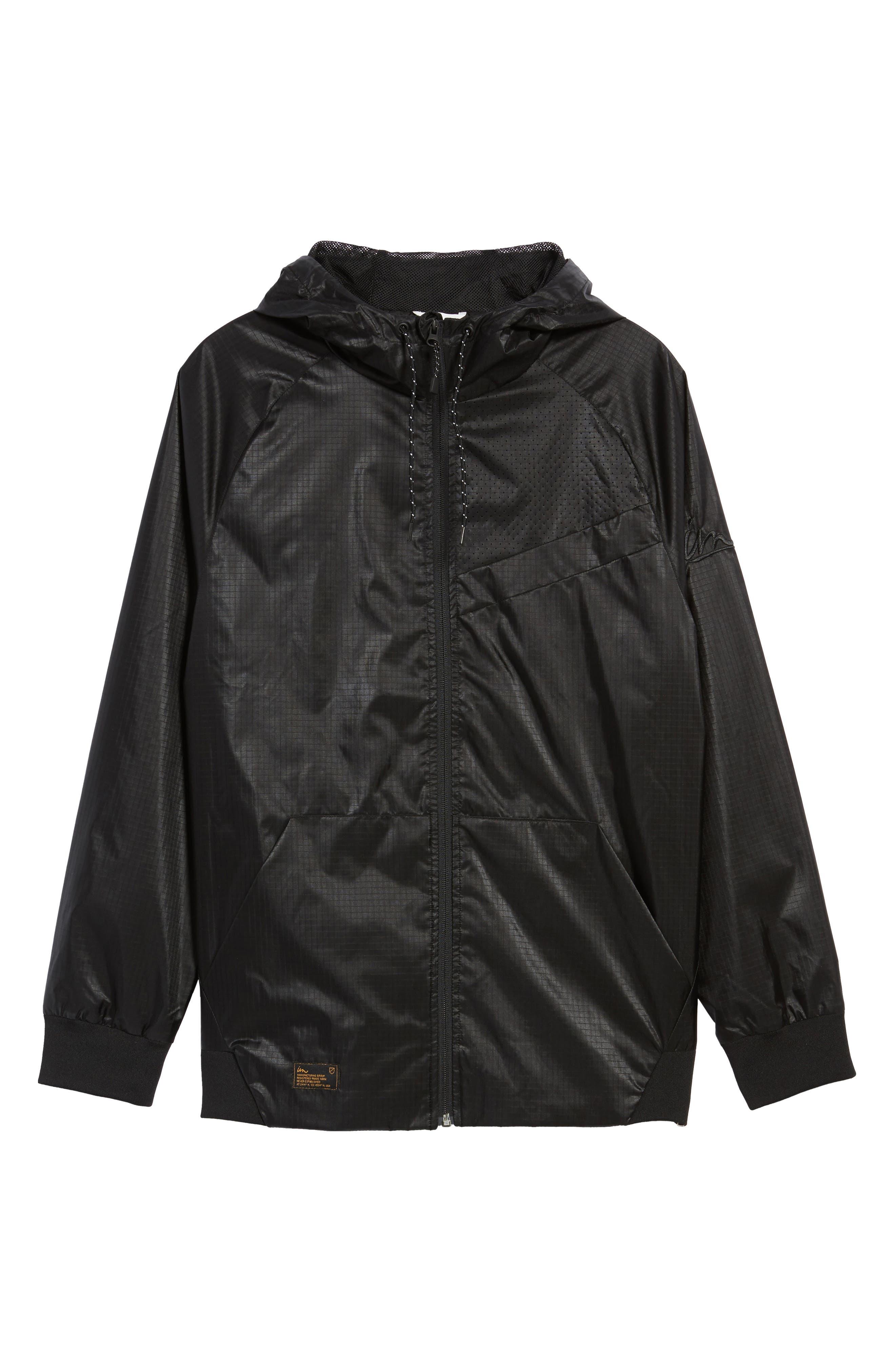 NCT Welder Jacket,                             Alternate thumbnail 5, color,                             001