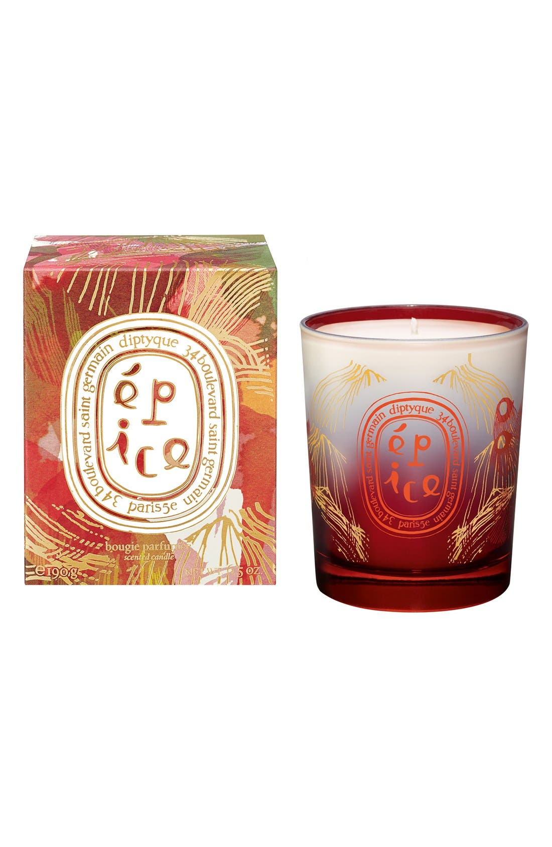 'Spice' Candle,                             Alternate thumbnail 3, color,                             000