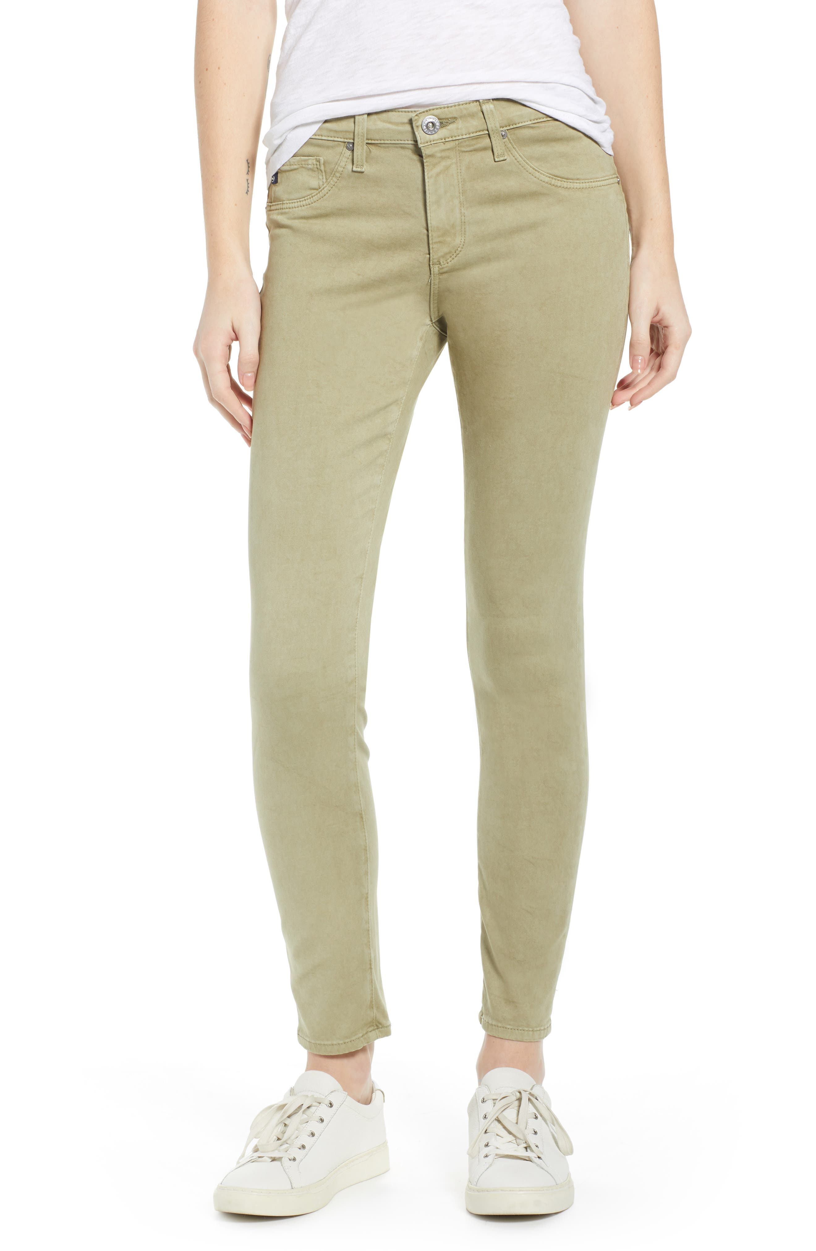 Women's AG The Legging Ankle Jeans