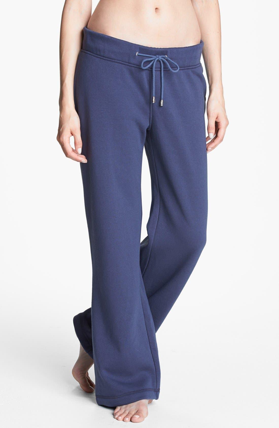 'Collins' Double Knit Pants,                             Main thumbnail 6, color,
