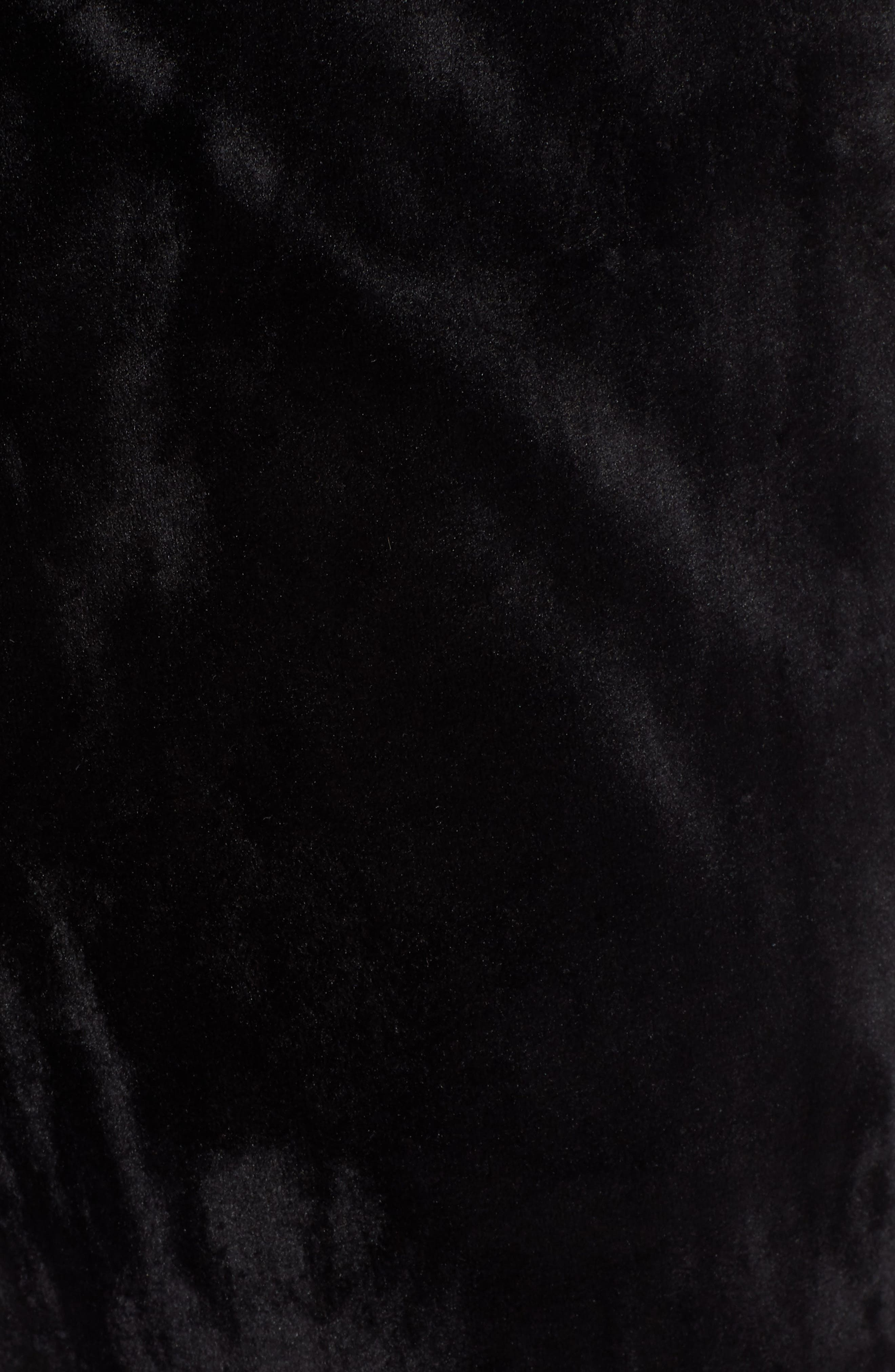 Shimmer Stripe Track Pants,                             Alternate thumbnail 6, color,                             001