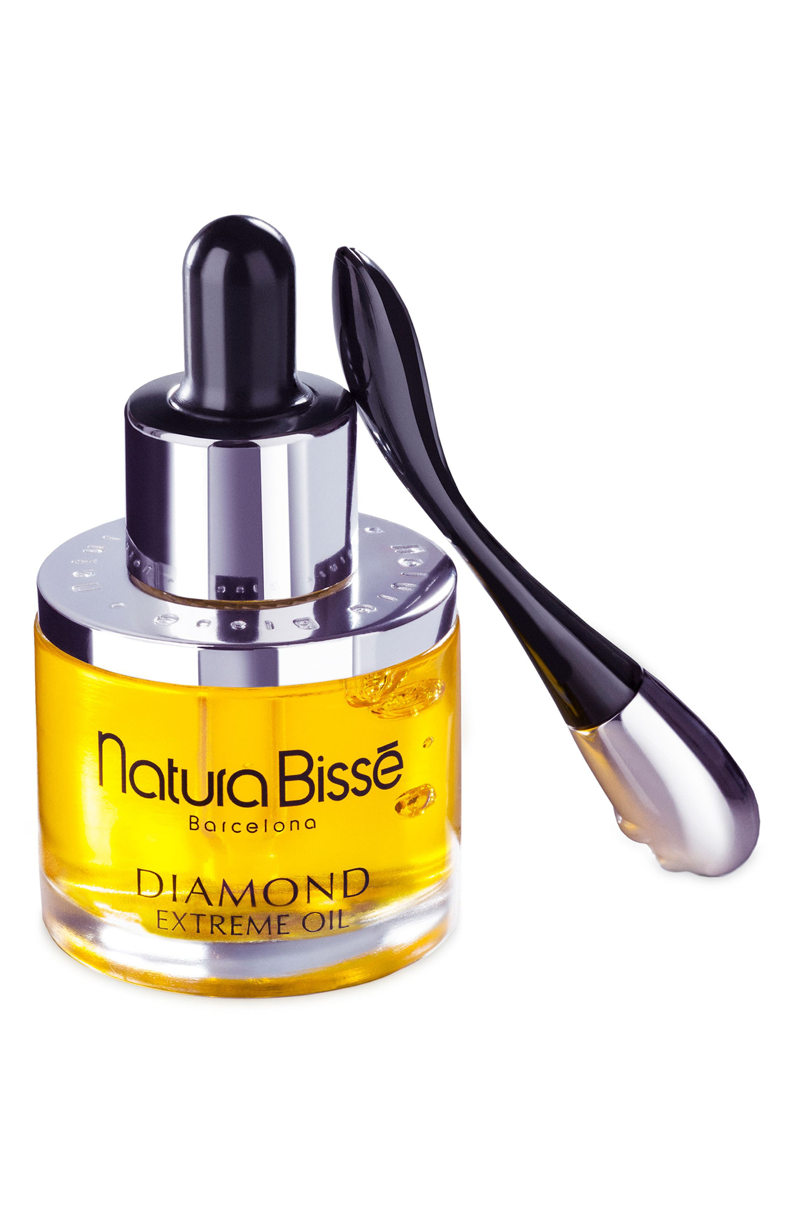 Natura Bisse Diamond Extreme Oil,                             Main thumbnail 1, color,                             000