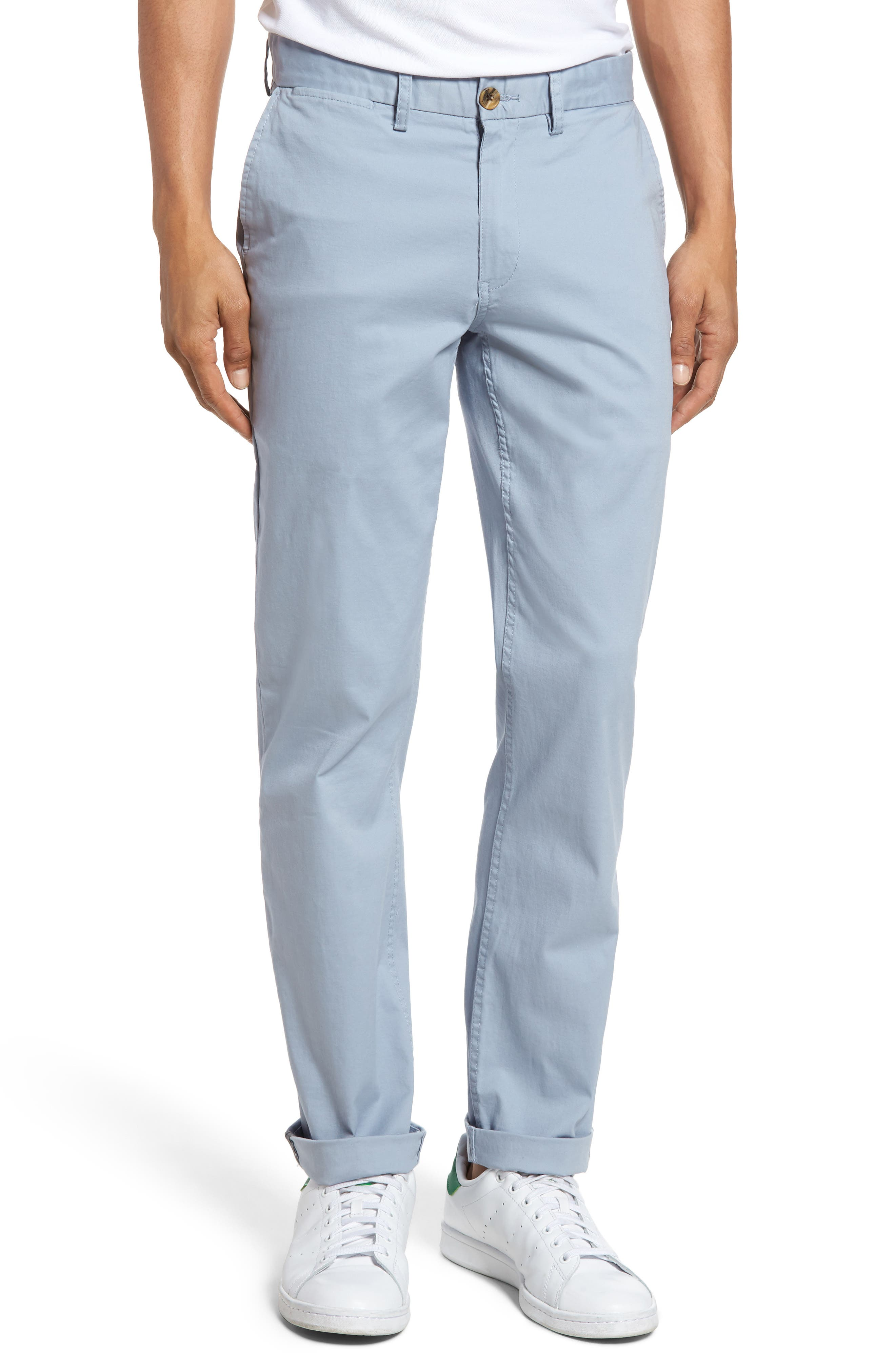 Slim Fit Stretch Chinos,                             Main thumbnail 12, color,