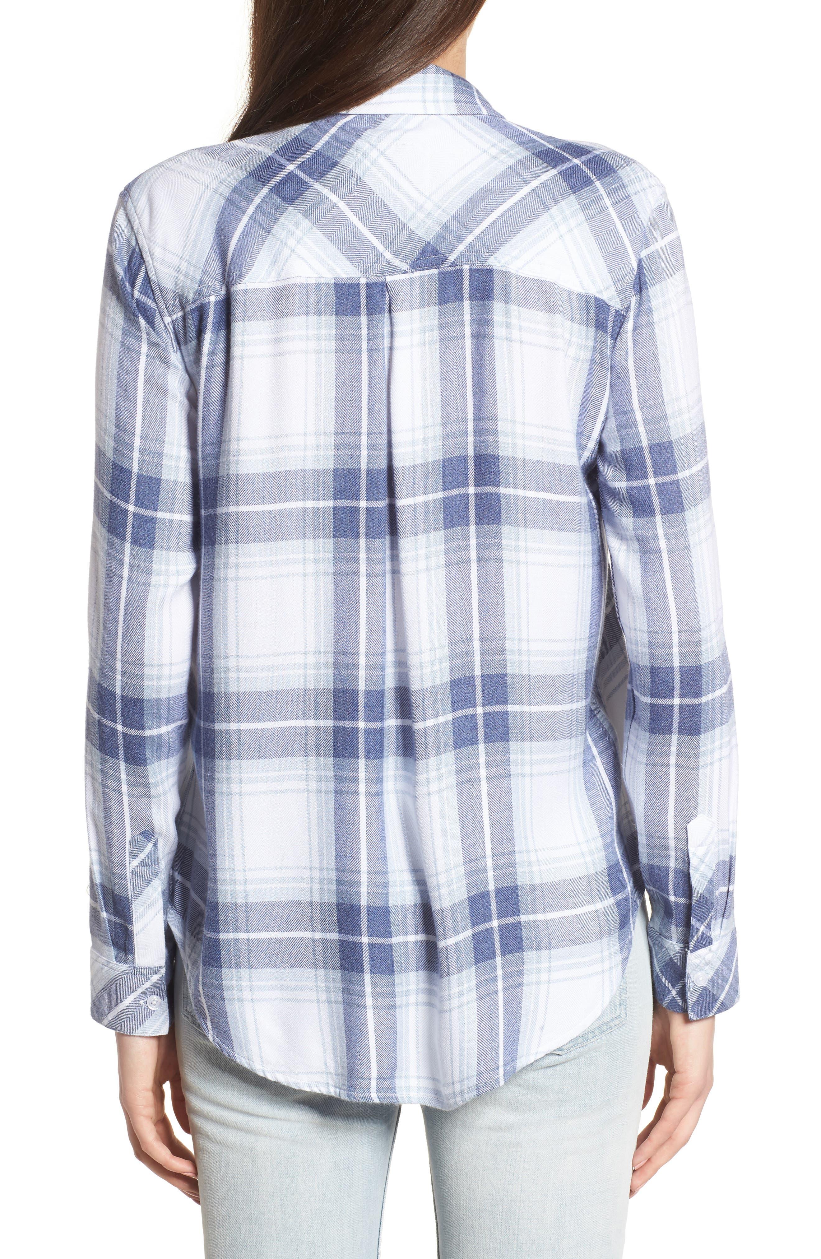 Hunter Plaid Shirt,                             Alternate thumbnail 207, color,