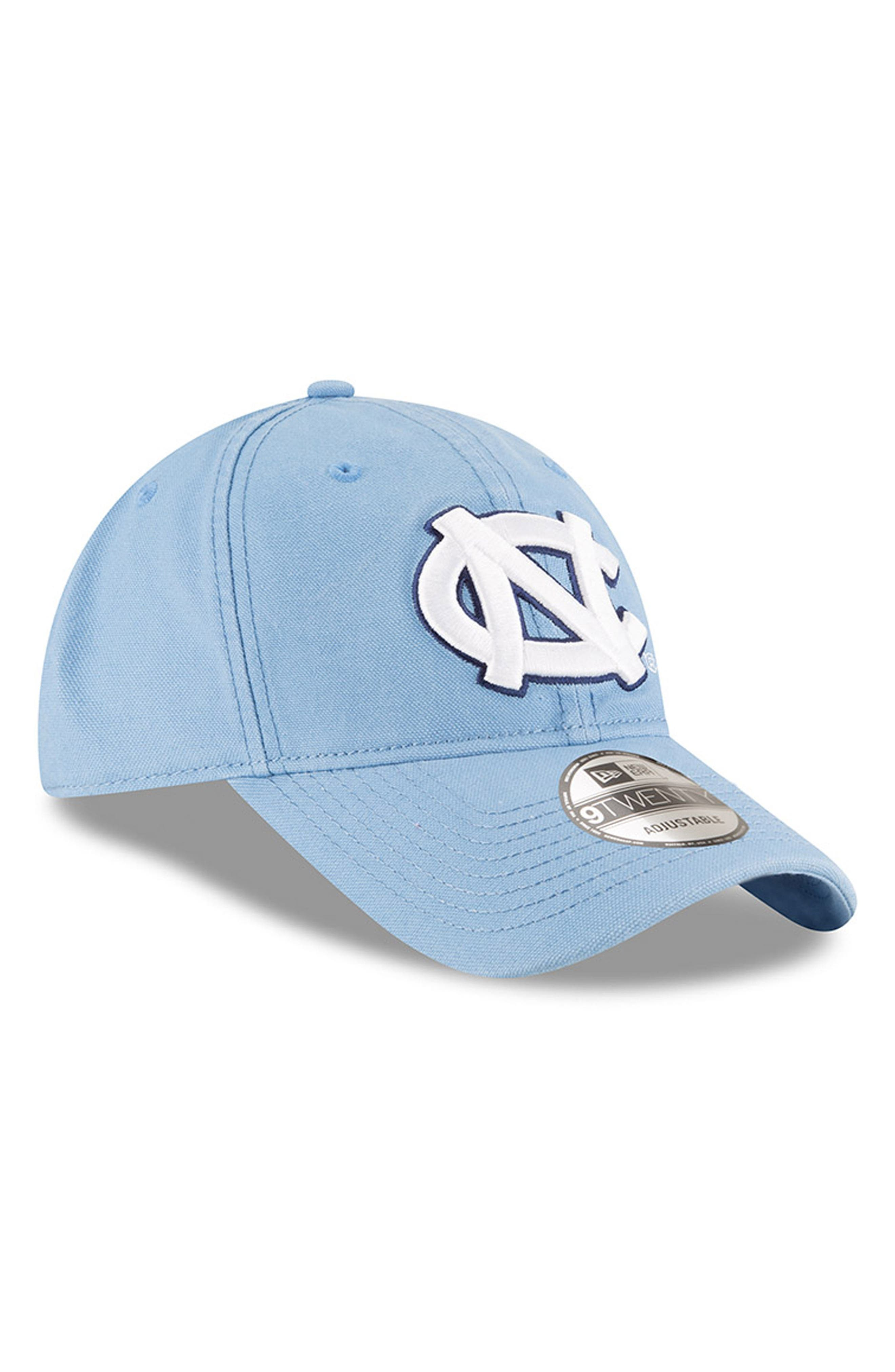 New Era Collegiate Core Classic - North Carolina Tar Heels Baseball Cap,                             Alternate thumbnail 4, color,                             450