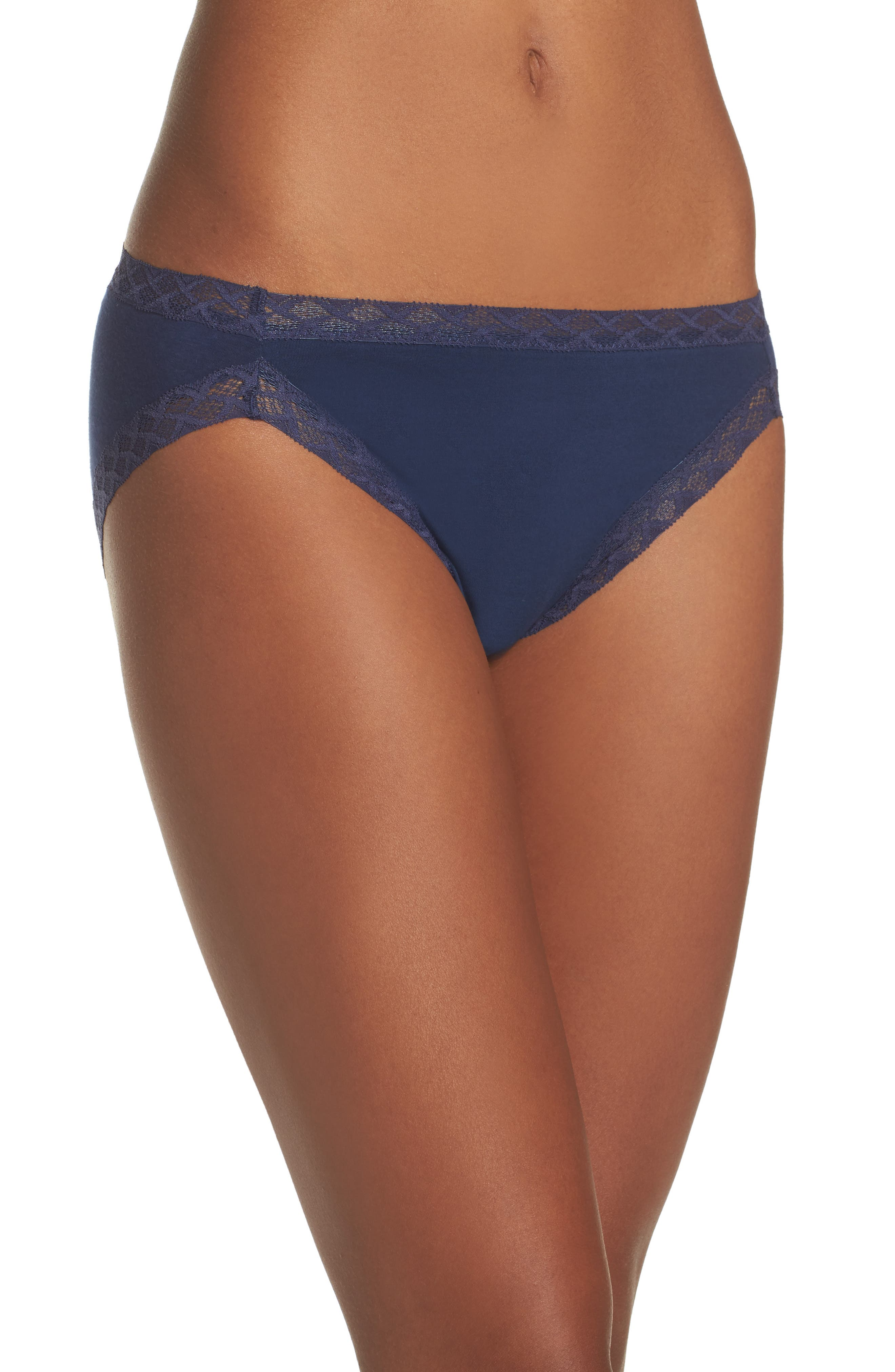 Bliss French Cut Briefs,                         Main,                         color, NIGHT