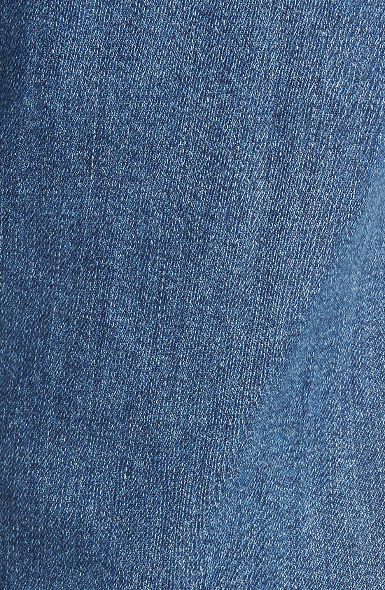 Slimmy Slim Fit Jeans,                             Alternate thumbnail 5, color,                             405