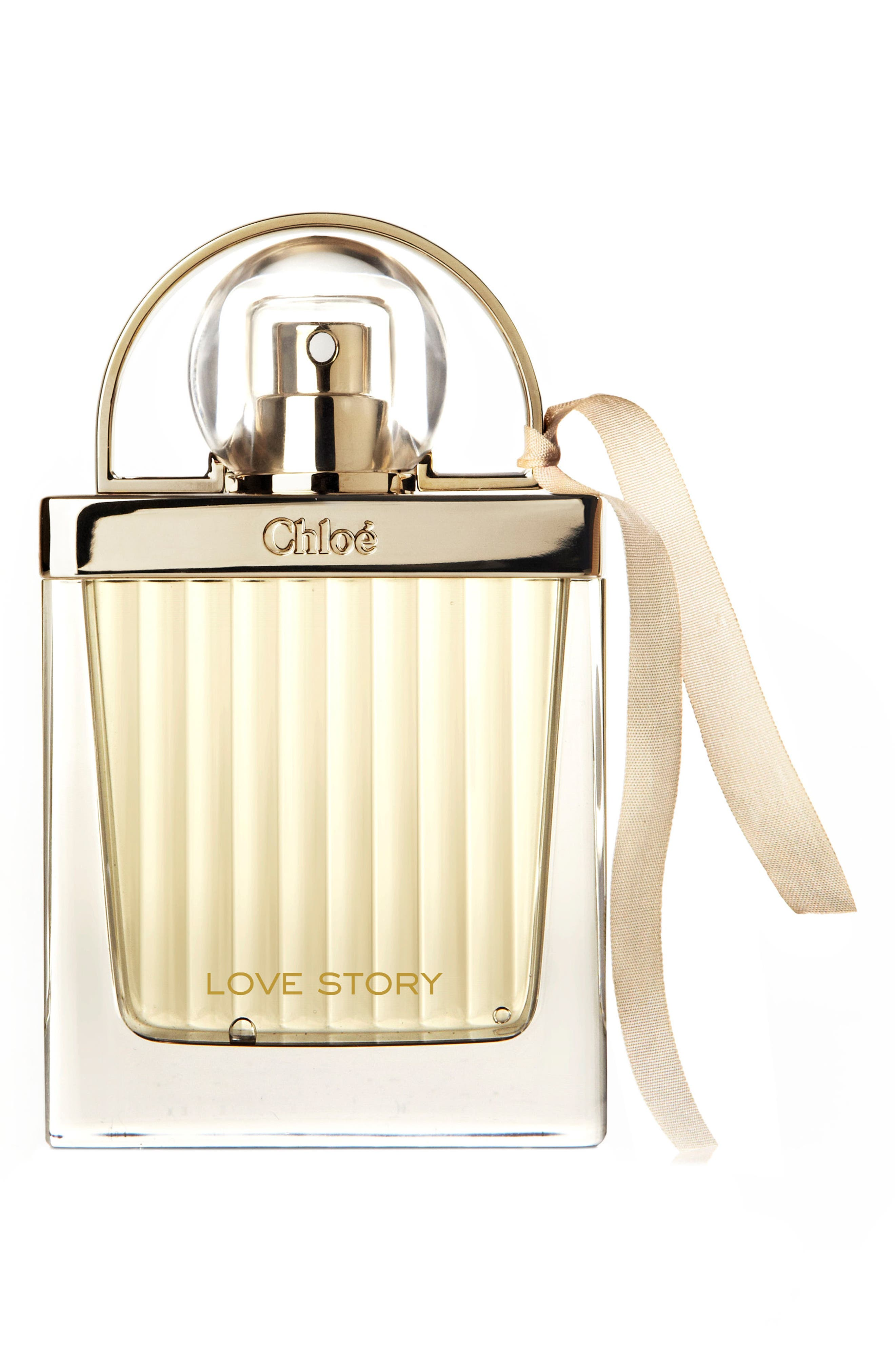 'Love Story' Eau de Parfum,                             Main thumbnail 1, color,                             NO COLOR