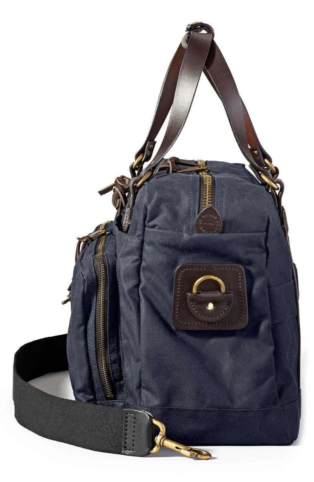'48-Hour' Duffel Bag,                             Alternate thumbnail 3, color,                             NAVY
