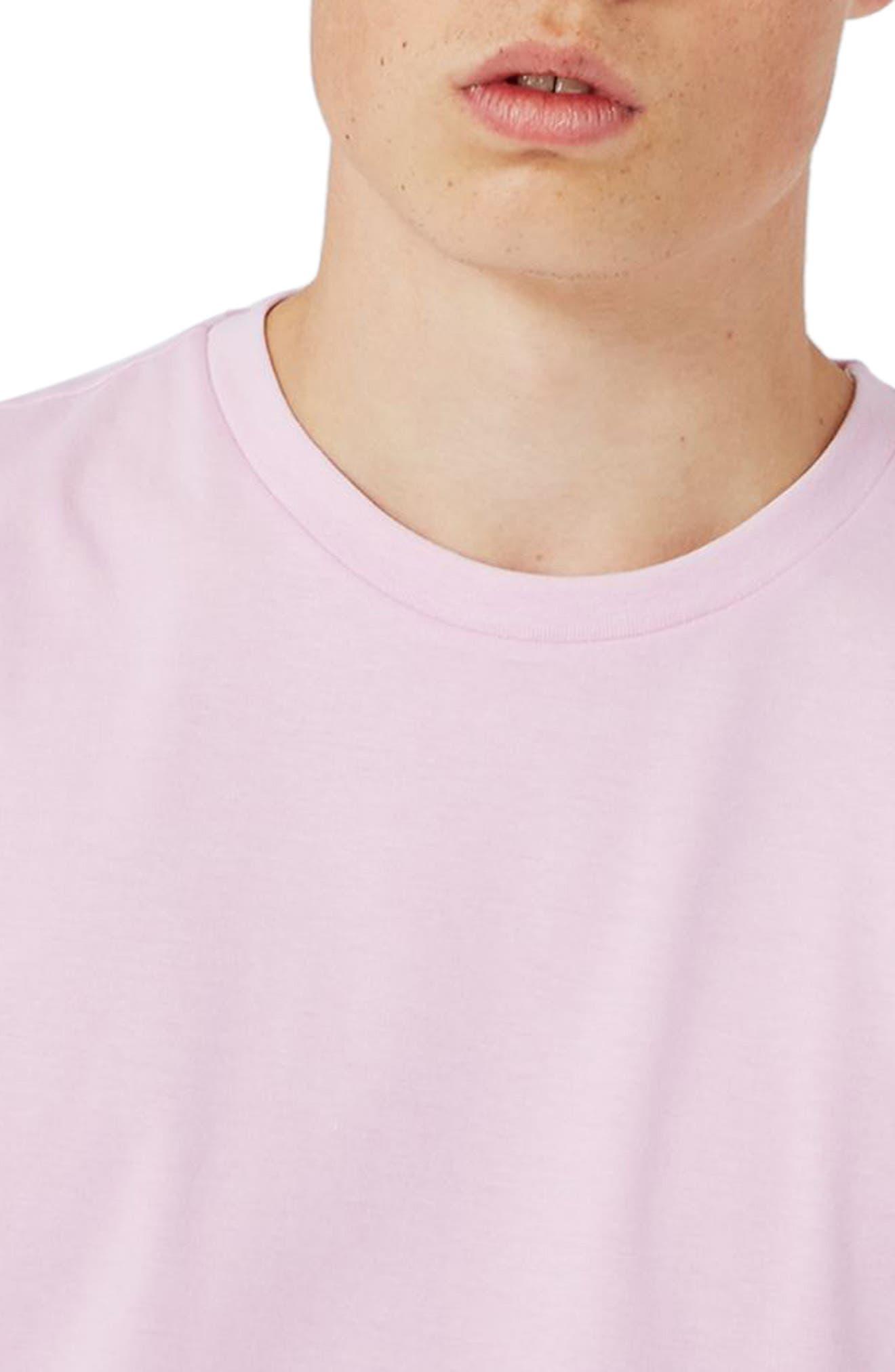 Slim Fit Crewneck T-Shirt,                             Alternate thumbnail 214, color,