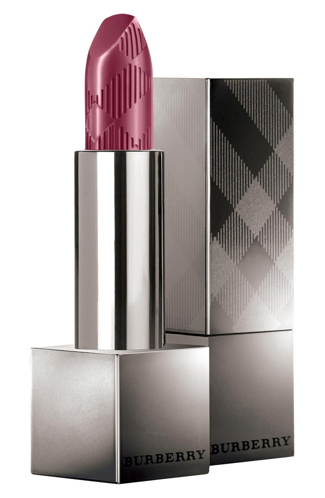 Burberry Kisses Lipstick,                         Main,                         color, NO. 101 BRIGHT PLUM