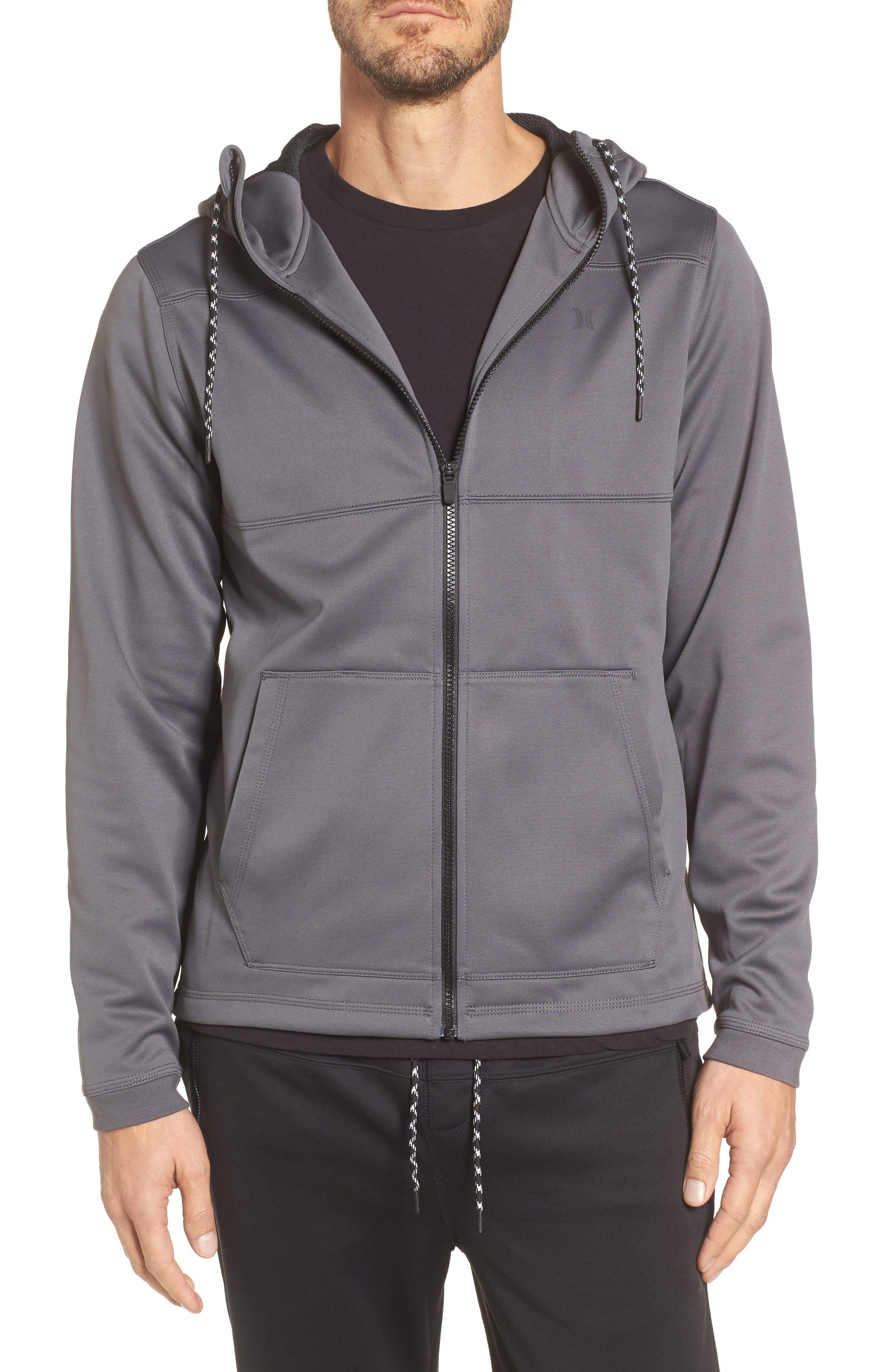 Therma Protect Zip Hoodie,                             Main thumbnail 2, color,
