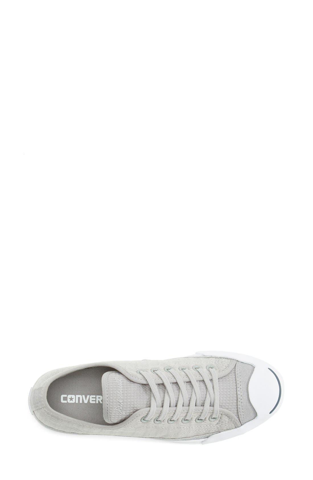 'Jack Purcell' Garment Dye Low Top Sneaker,                             Alternate thumbnail 4, color,