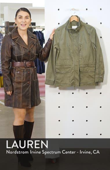 Surplus Cotton Jacket, sales video thumbnail