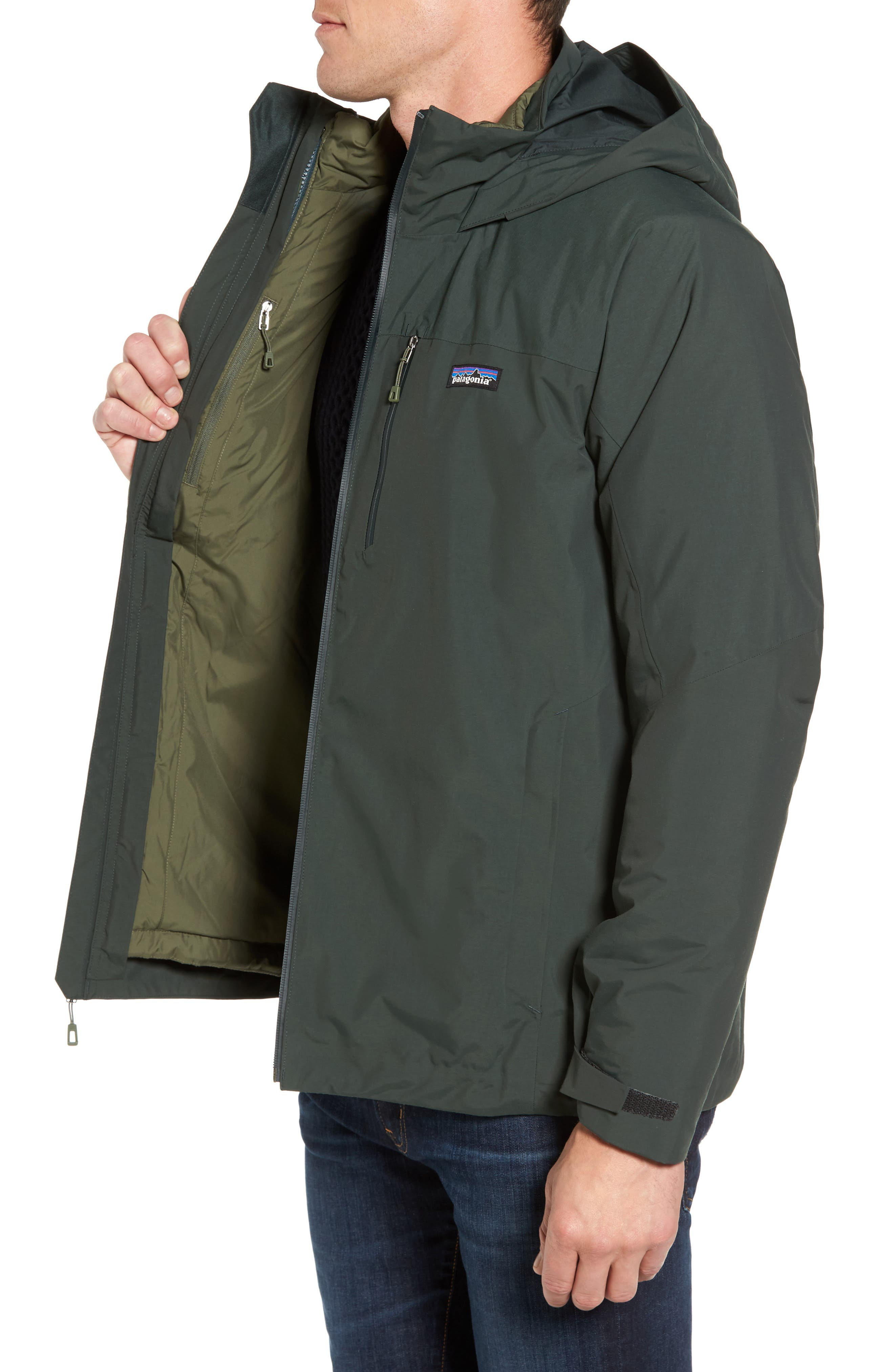 Windsweep 3-in-1 Jacket,                             Alternate thumbnail 3, color,                             002