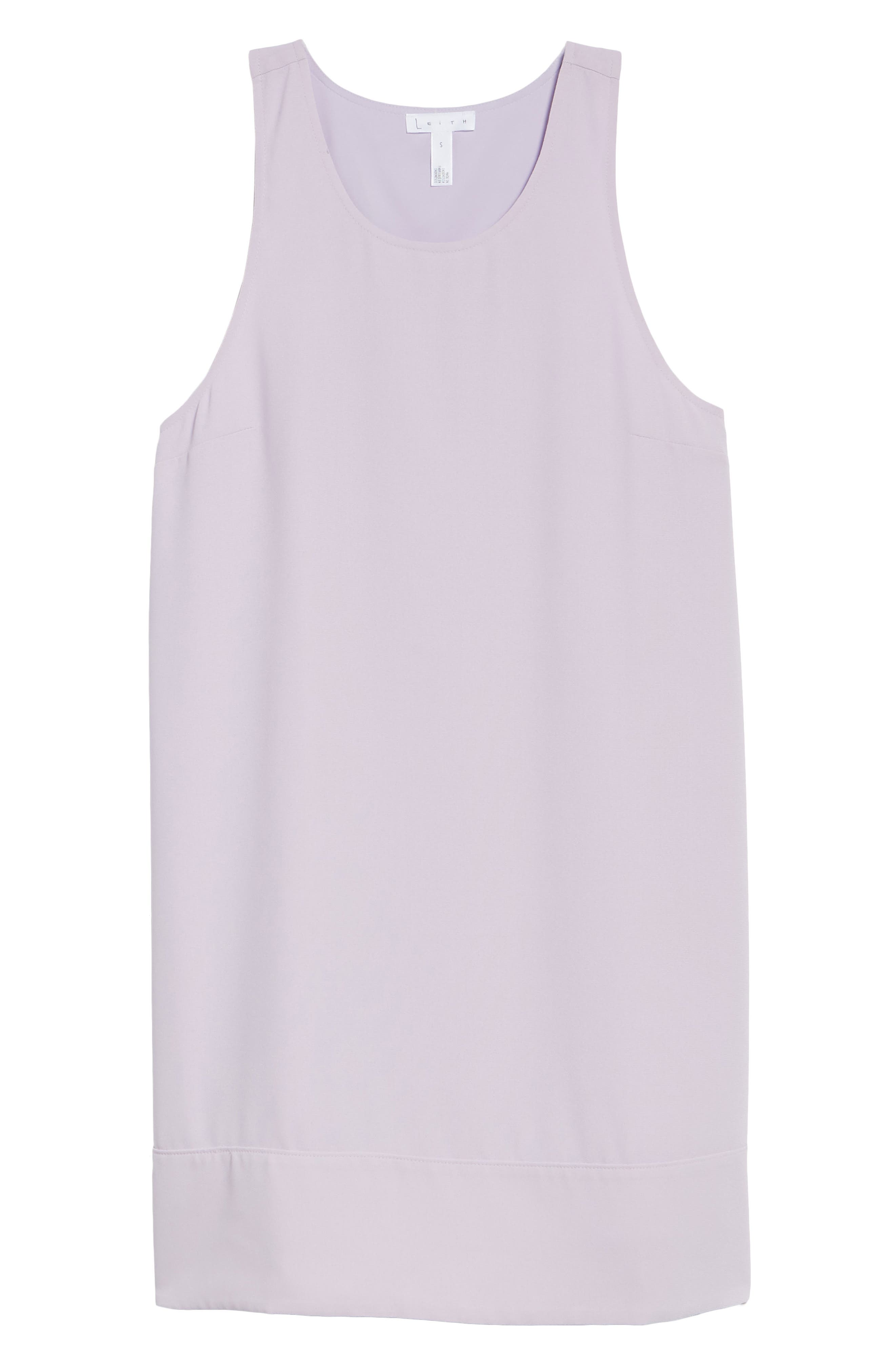 Racerback Shift Dress,                             Alternate thumbnail 195, color,