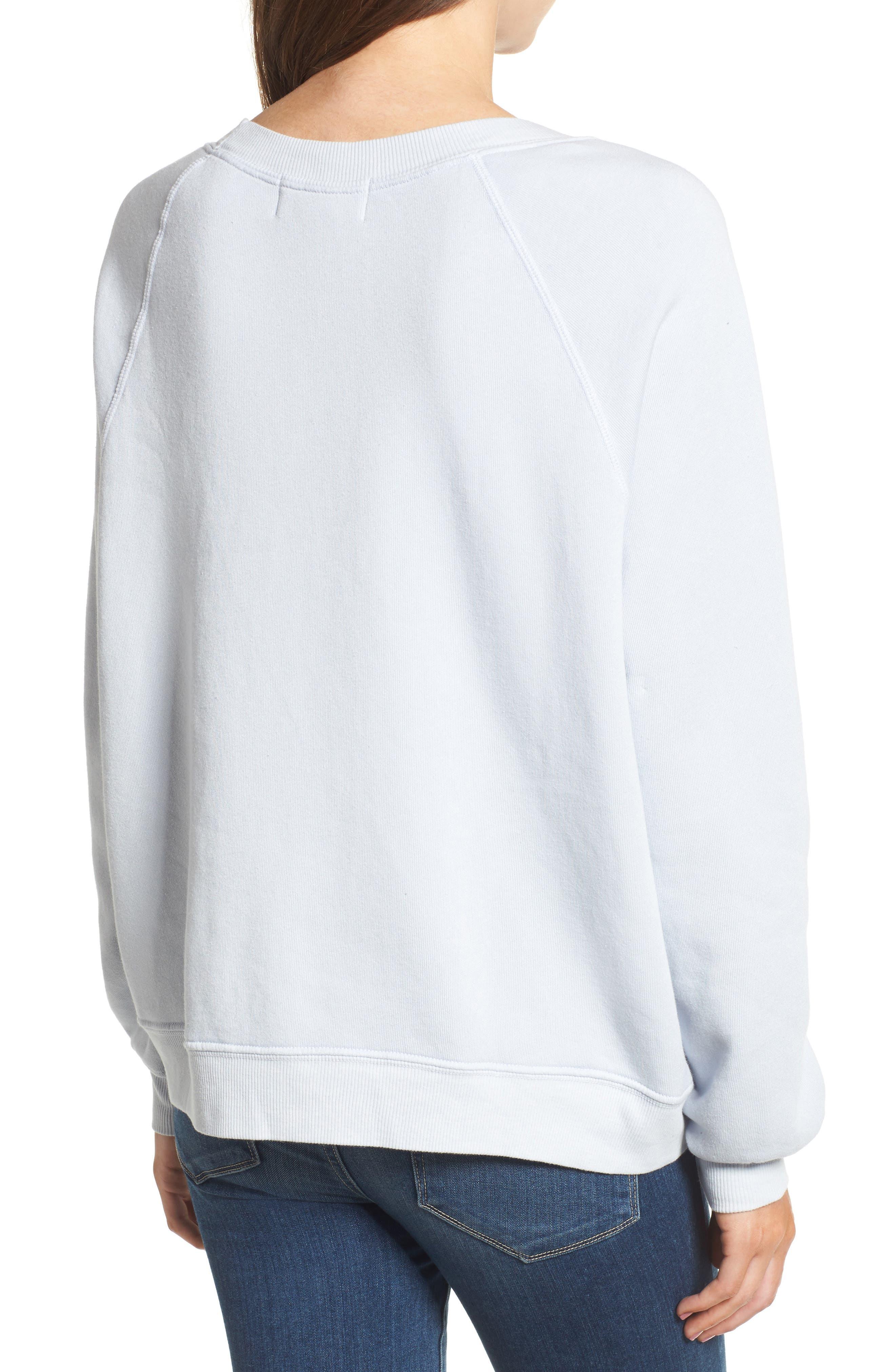 Extreme Snacker Sweatshirt,                             Alternate thumbnail 2, color,                             420