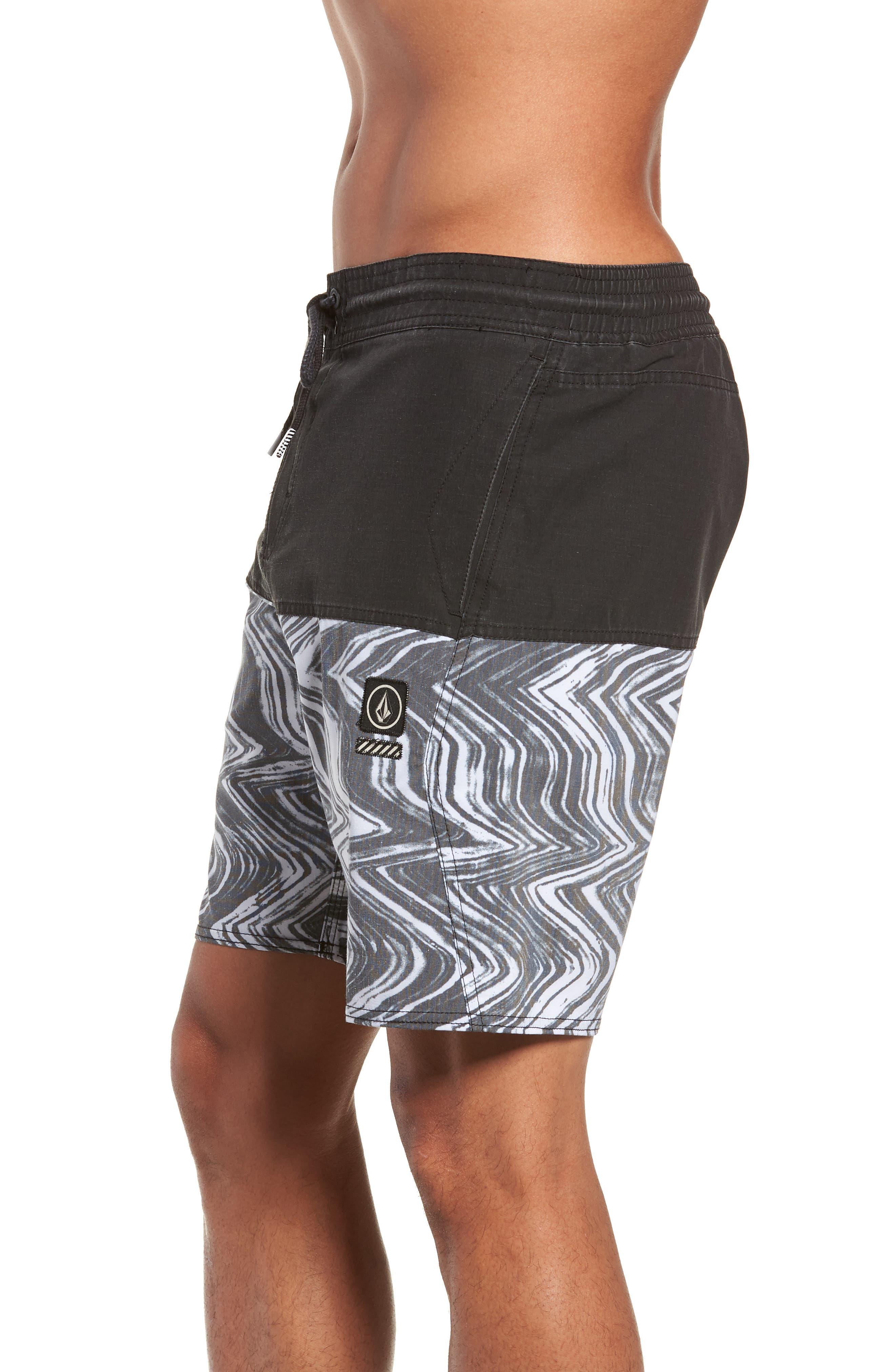 Vibes Half Stoney Board Shorts,                             Alternate thumbnail 7, color,
