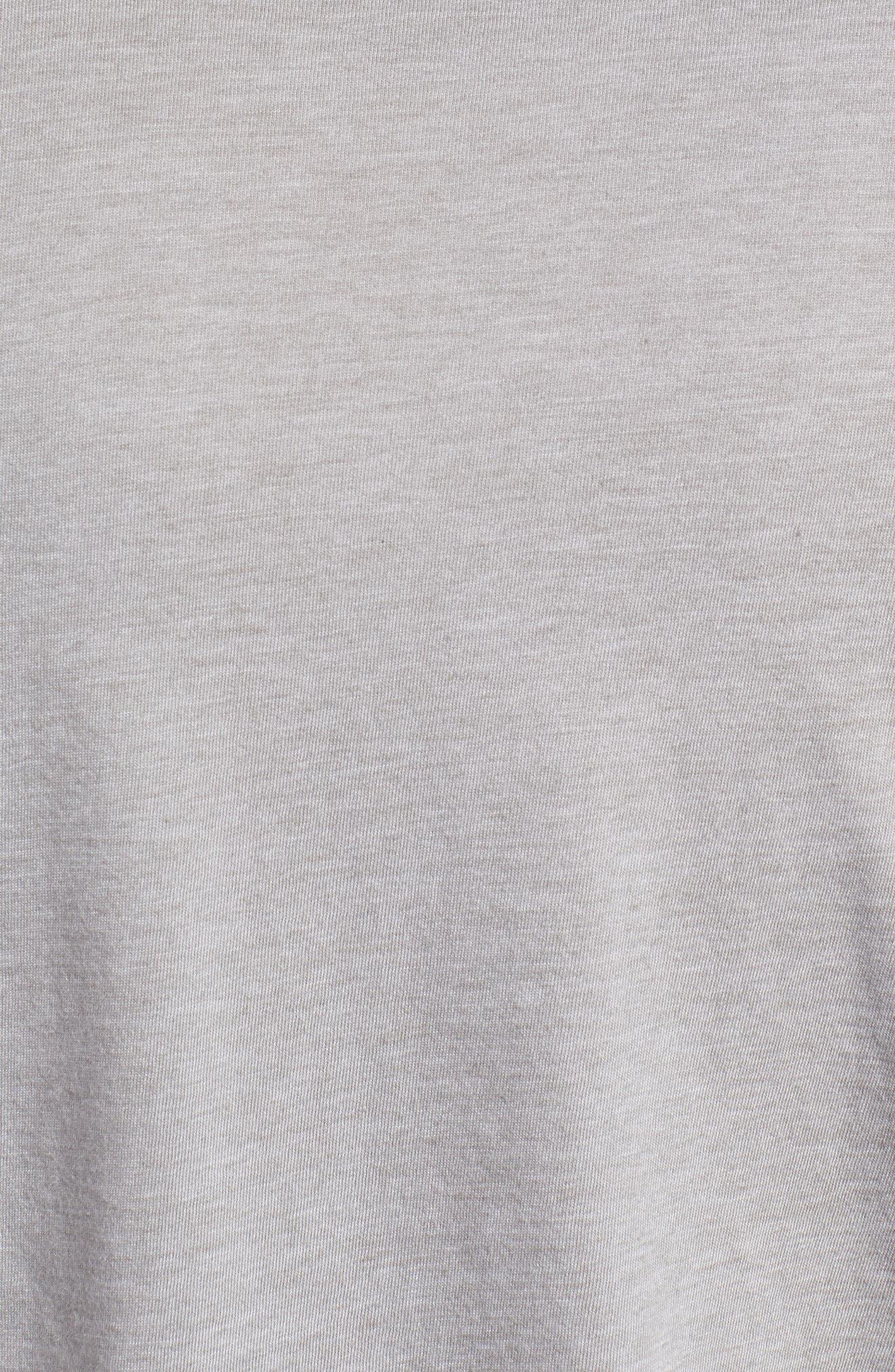 Jersey Hack Crewneck T-Shirt,                             Alternate thumbnail 13, color,