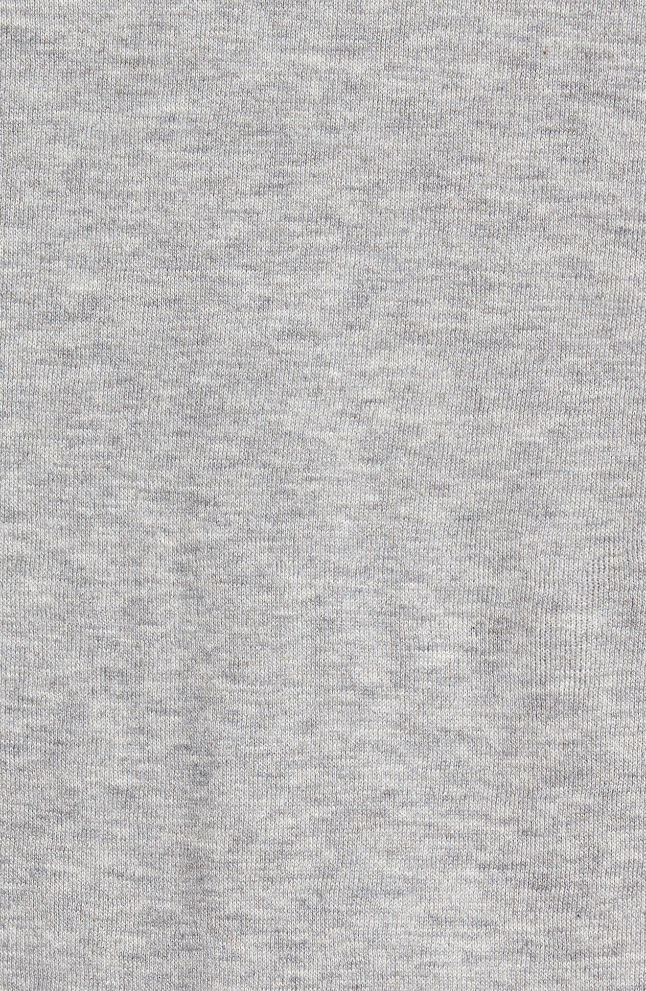 Reversible Long Sleeve T-Shirt,                             Alternate thumbnail 5, color,                             020