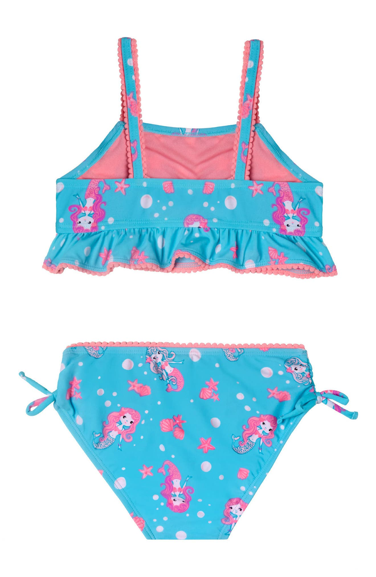 Mermaid Crush Two-Piece Swimsuit,                             Alternate thumbnail 2, color,                             405