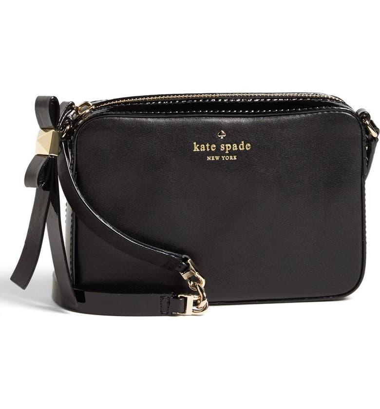 d239a7341391 kate spade new york  clover  leather crossbody bag
