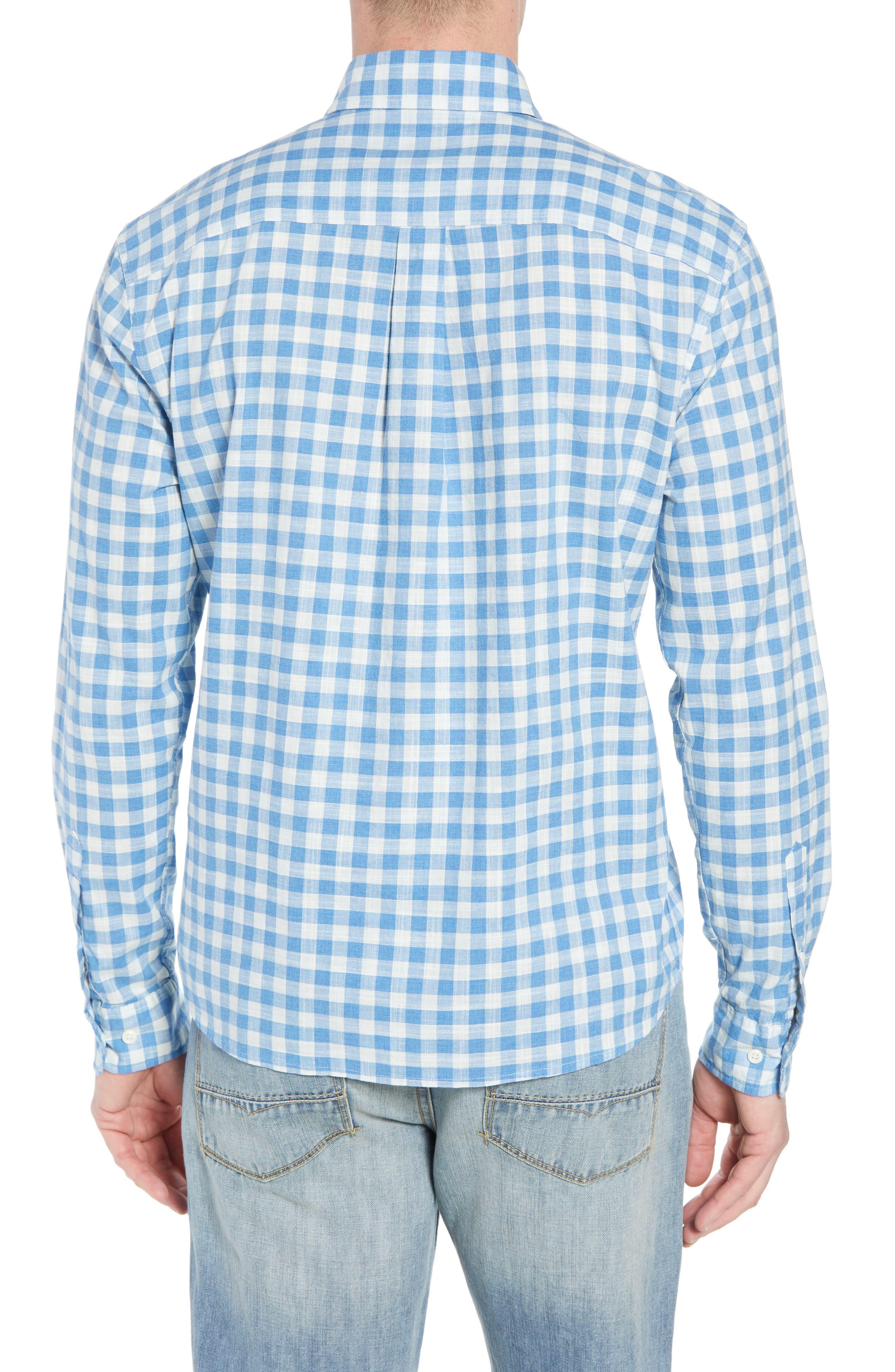 Watts Regular Fit Sport Shirt,                             Alternate thumbnail 2, color,                             200