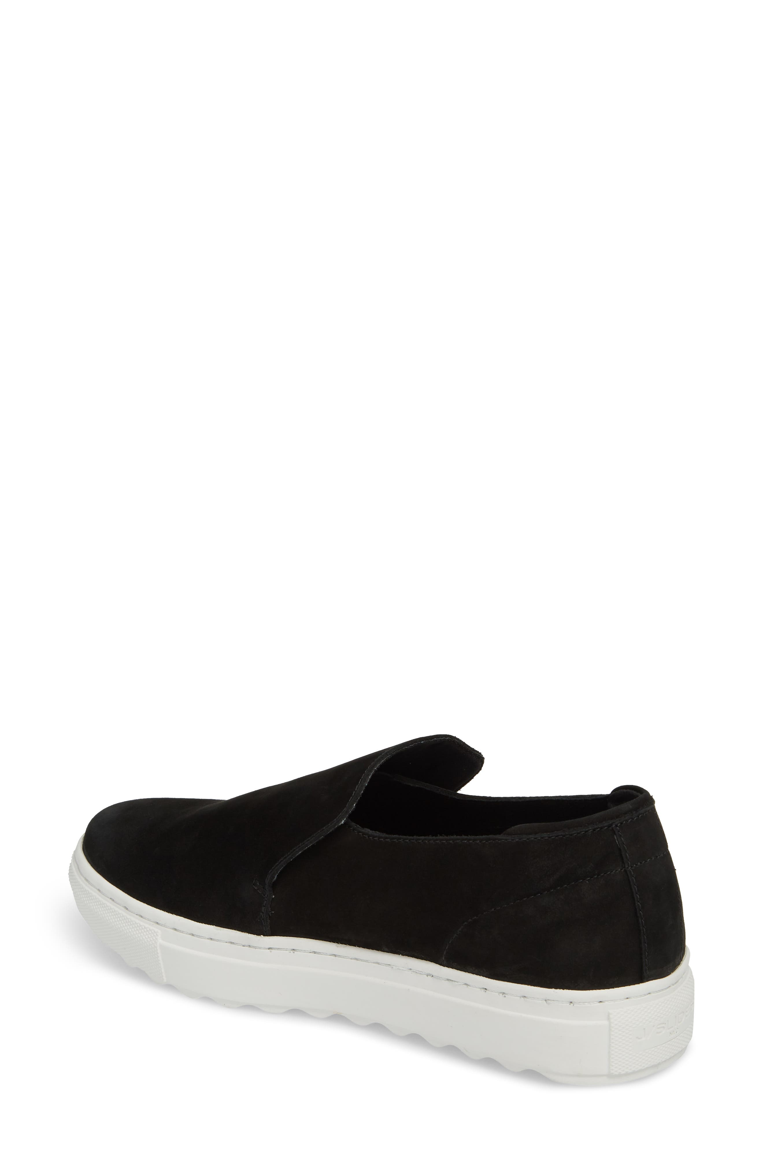 Perrie Platform Slip-On,                             Alternate thumbnail 2, color,                             001
