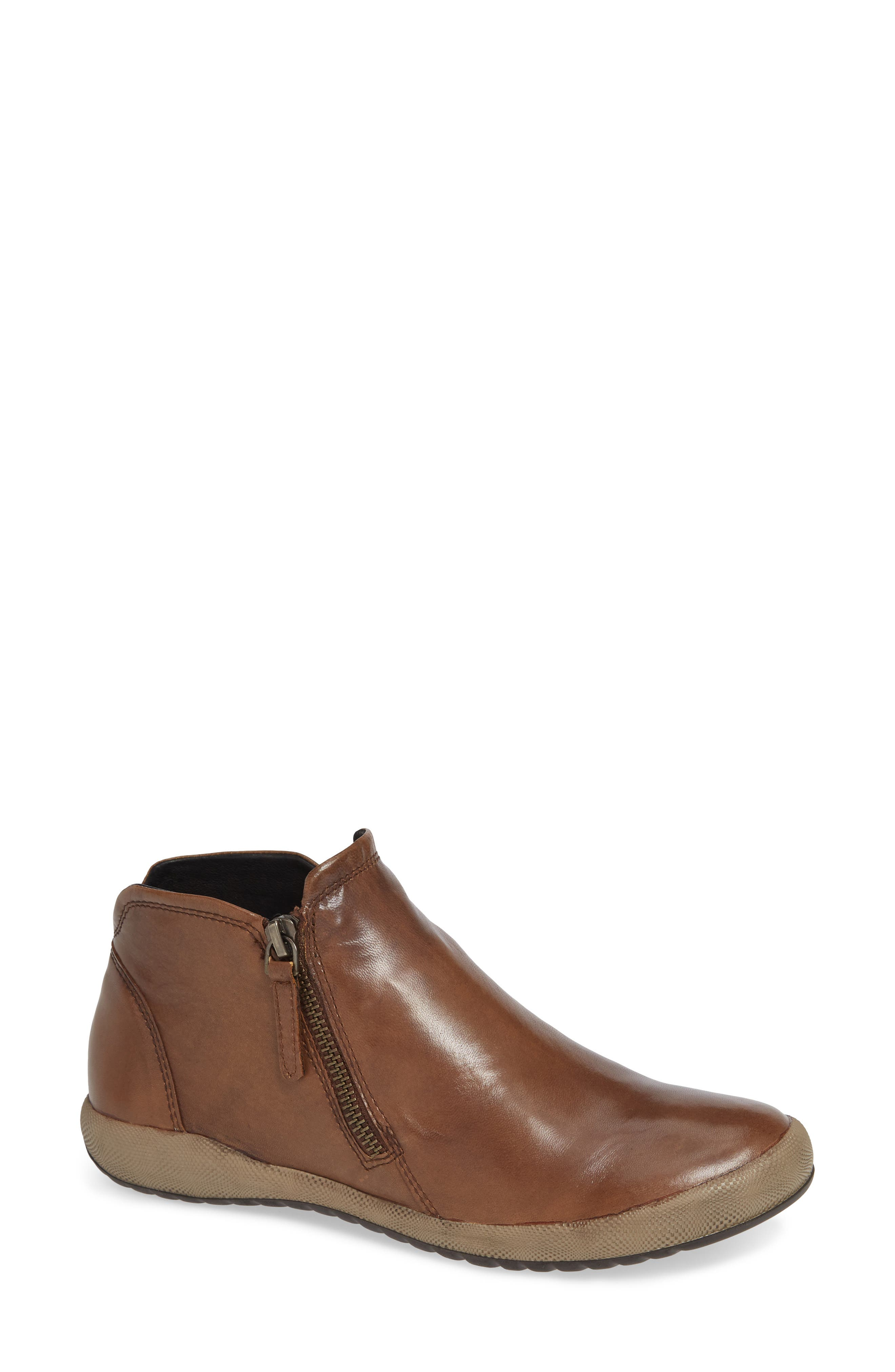 Cordoba 14 Bootie,                             Main thumbnail 1, color,                             BEIGE GLOVE LEATHER
