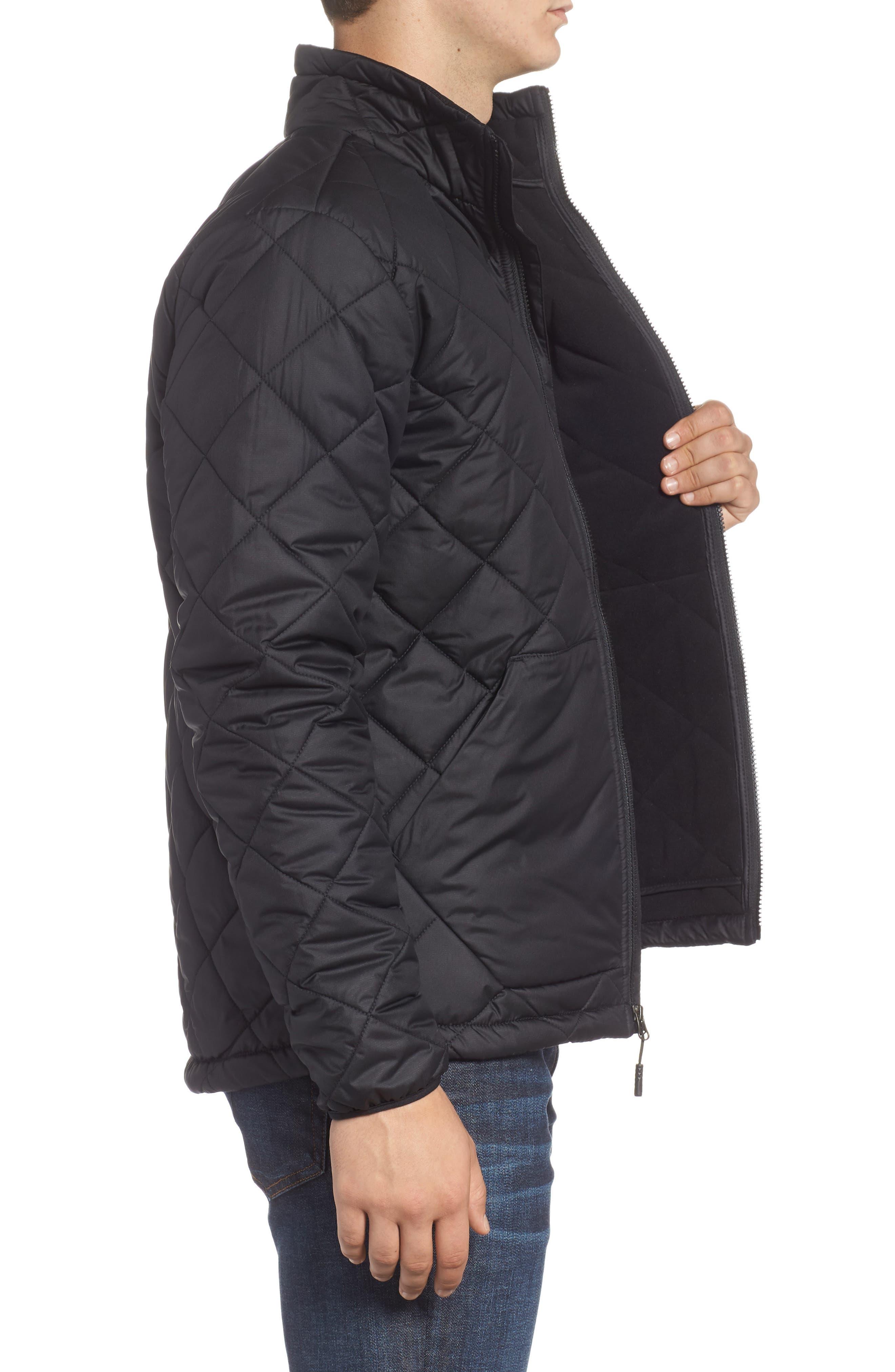 Cervas Heatseeker<sup>™</sup> Jacket,                             Alternate thumbnail 3, color,                             TNF BLACK