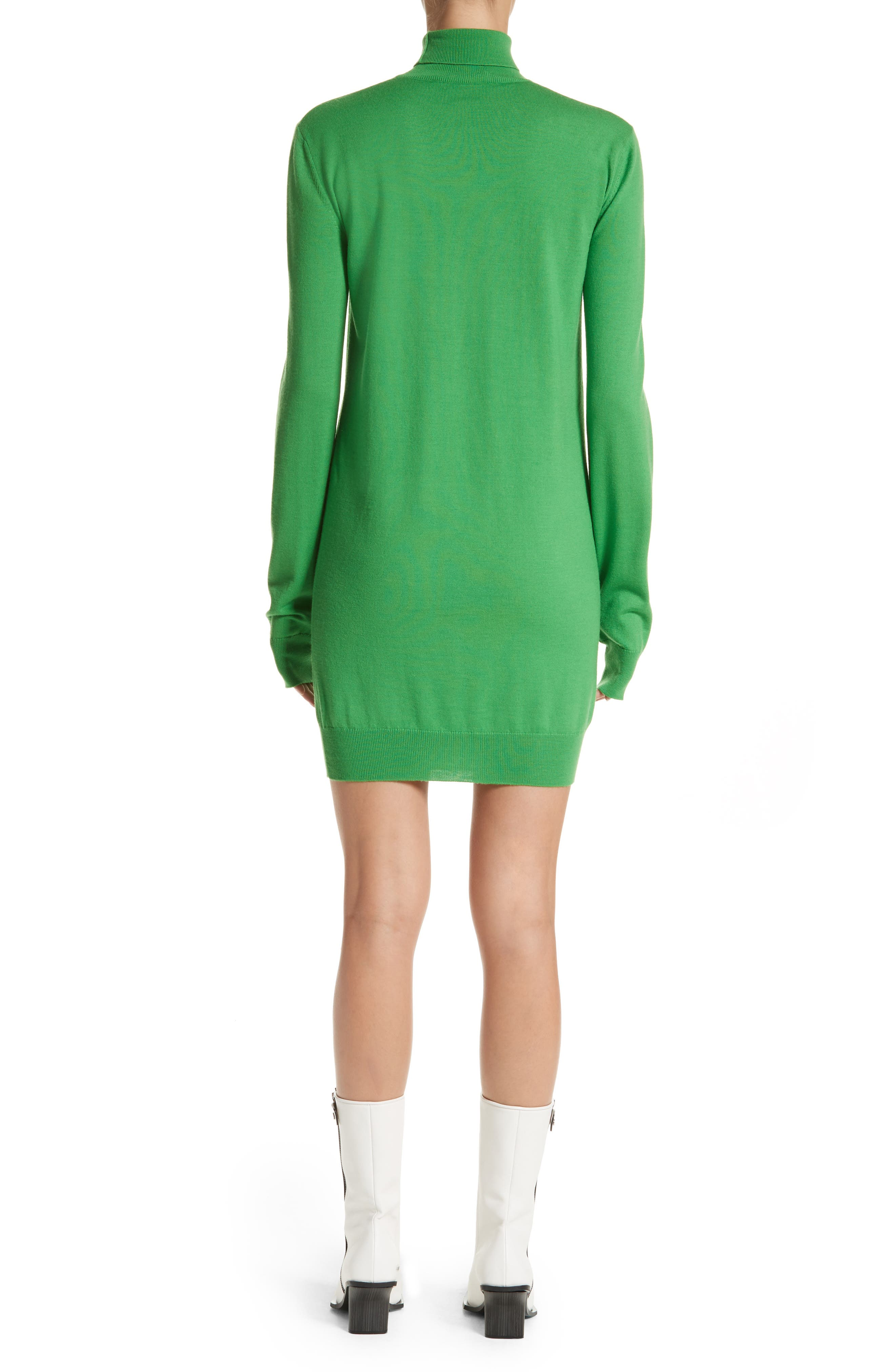 Wool Sweater Dress,                             Alternate thumbnail 2, color,                             300