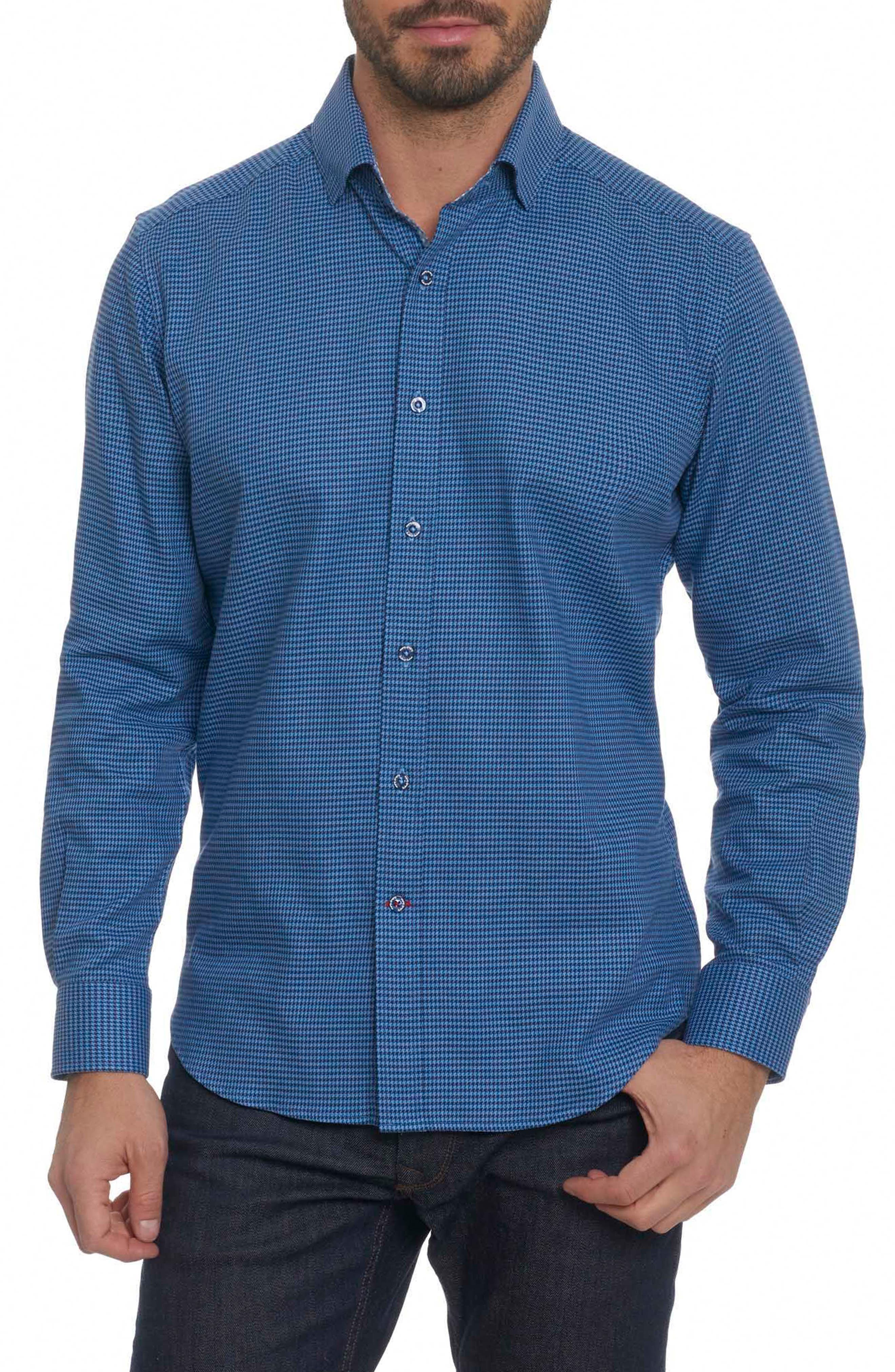 Colin Tailored Fit Sport Shirt,                             Main thumbnail 1, color,