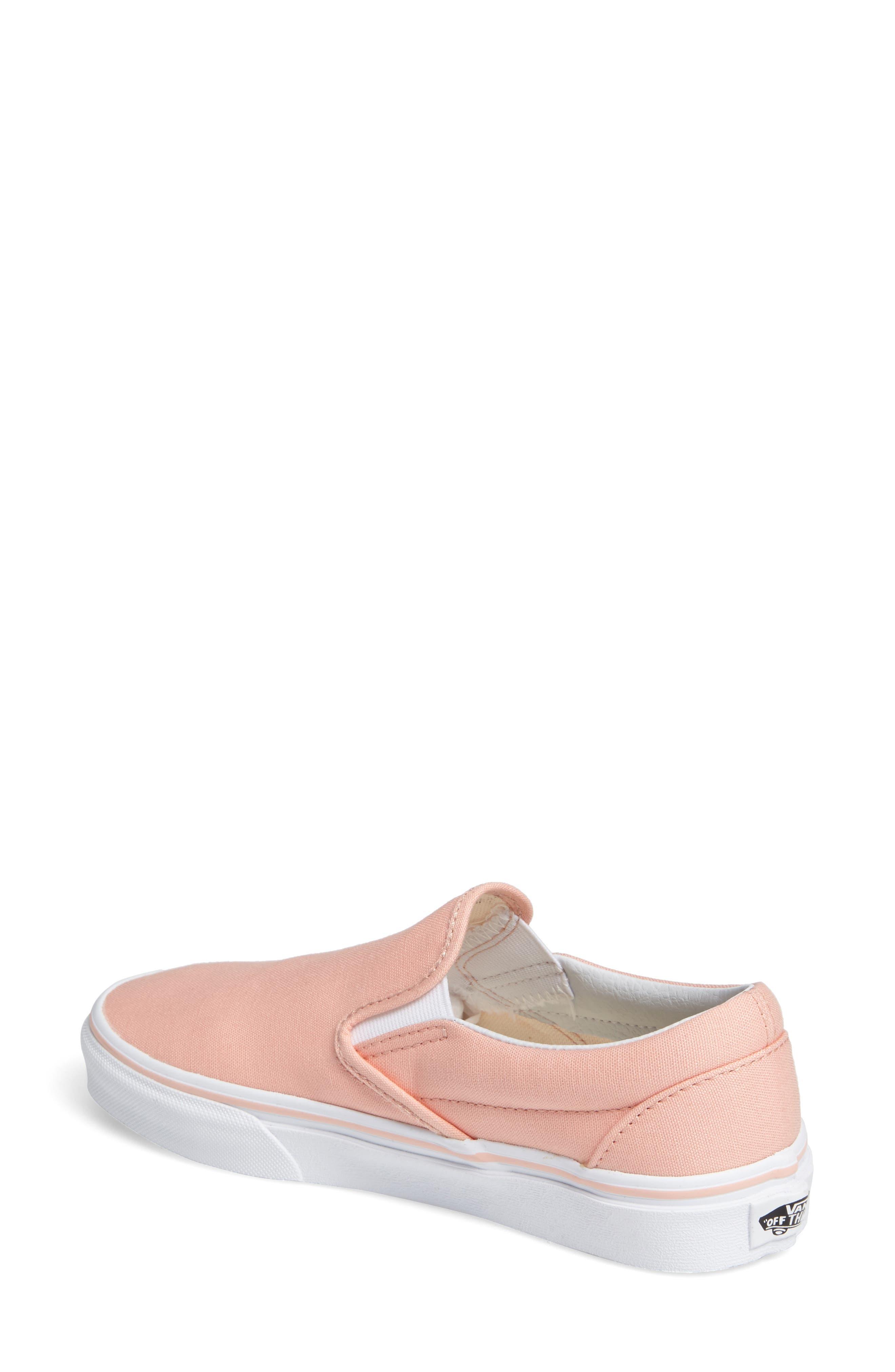 Classic Slip-On Sneaker,                             Alternate thumbnail 166, color,