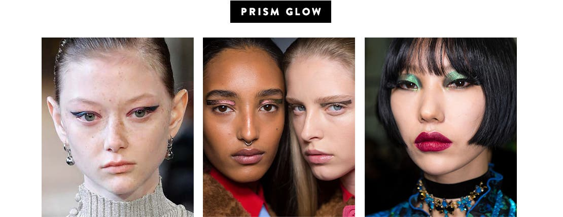 Beauty trends spotted on the Fall/Winter 2020 runways.