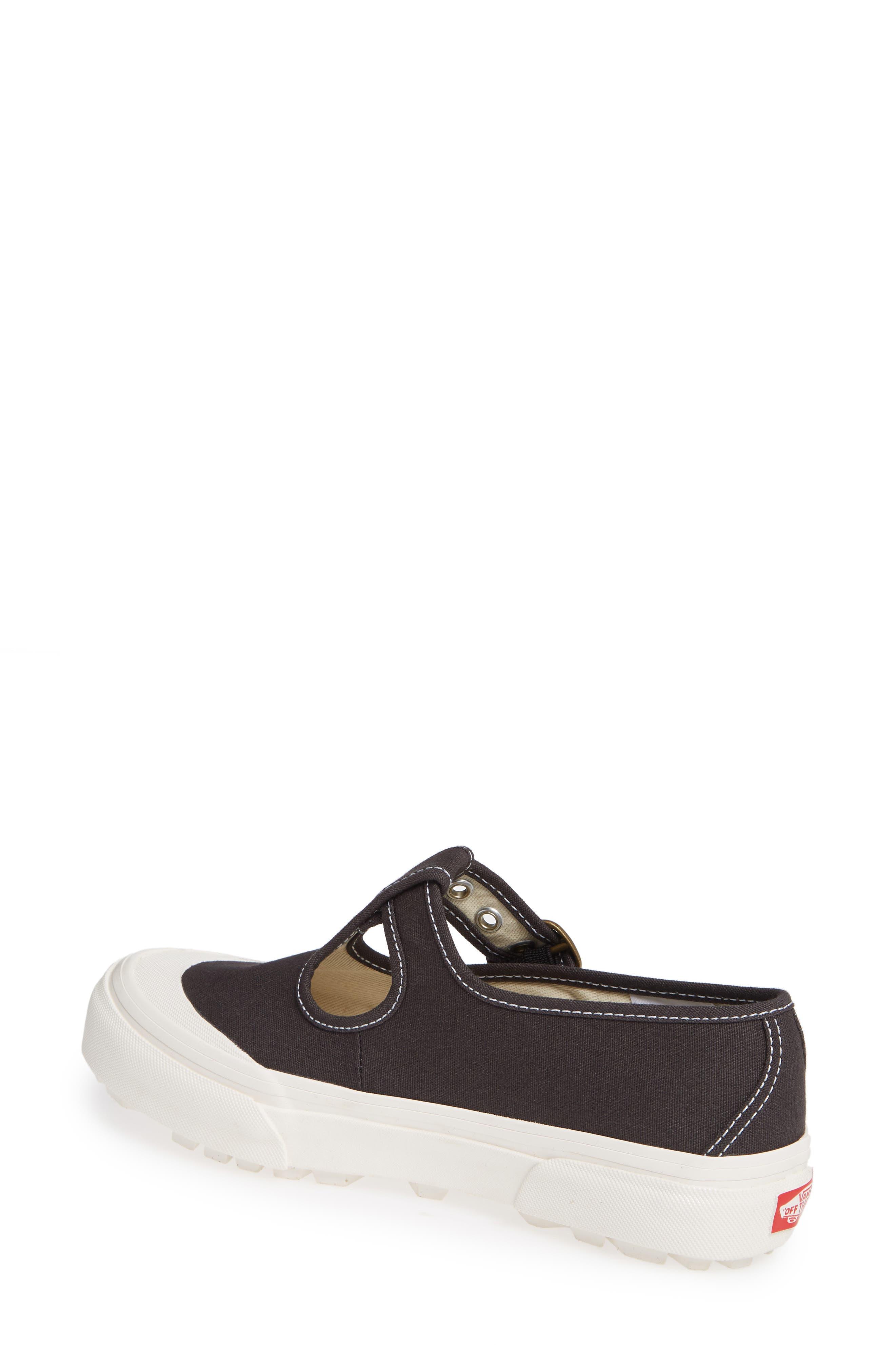 Anaheim Factory 93 DX T-Strap Sneaker,                             Alternate thumbnail 2, color,                             BLACK