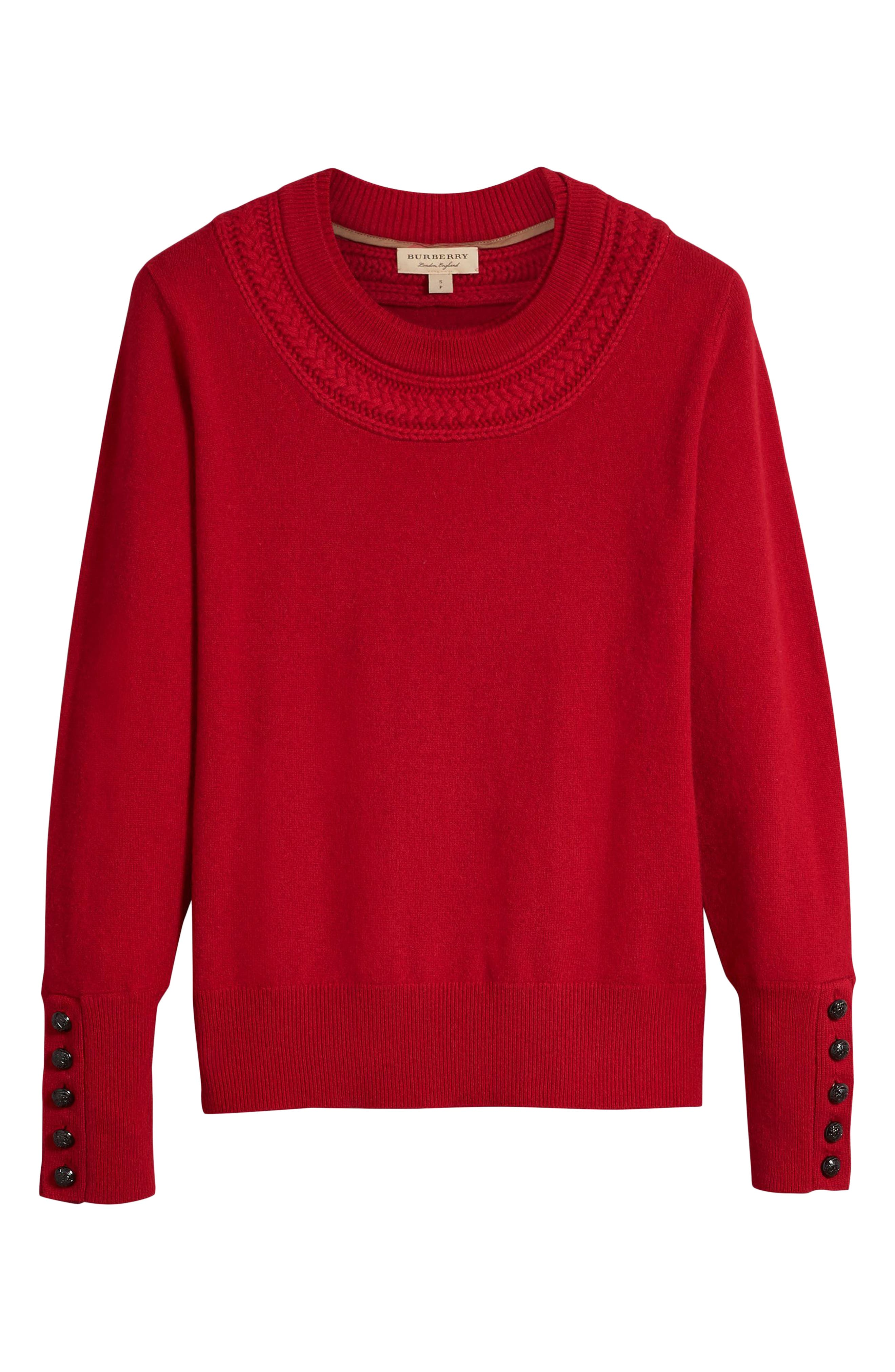 Carapelle Cashmere Sweater,                             Alternate thumbnail 12, color,