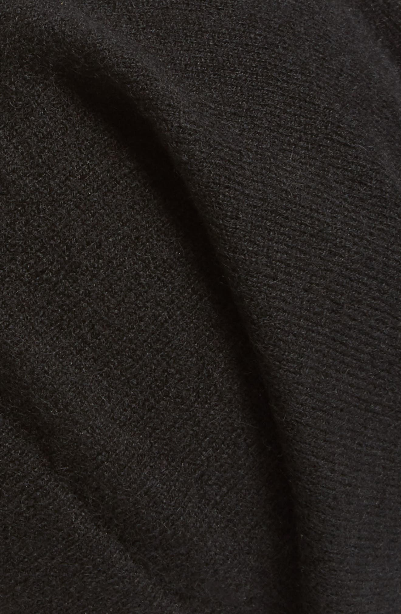 Cashmere Beanie,                             Alternate thumbnail 5, color,