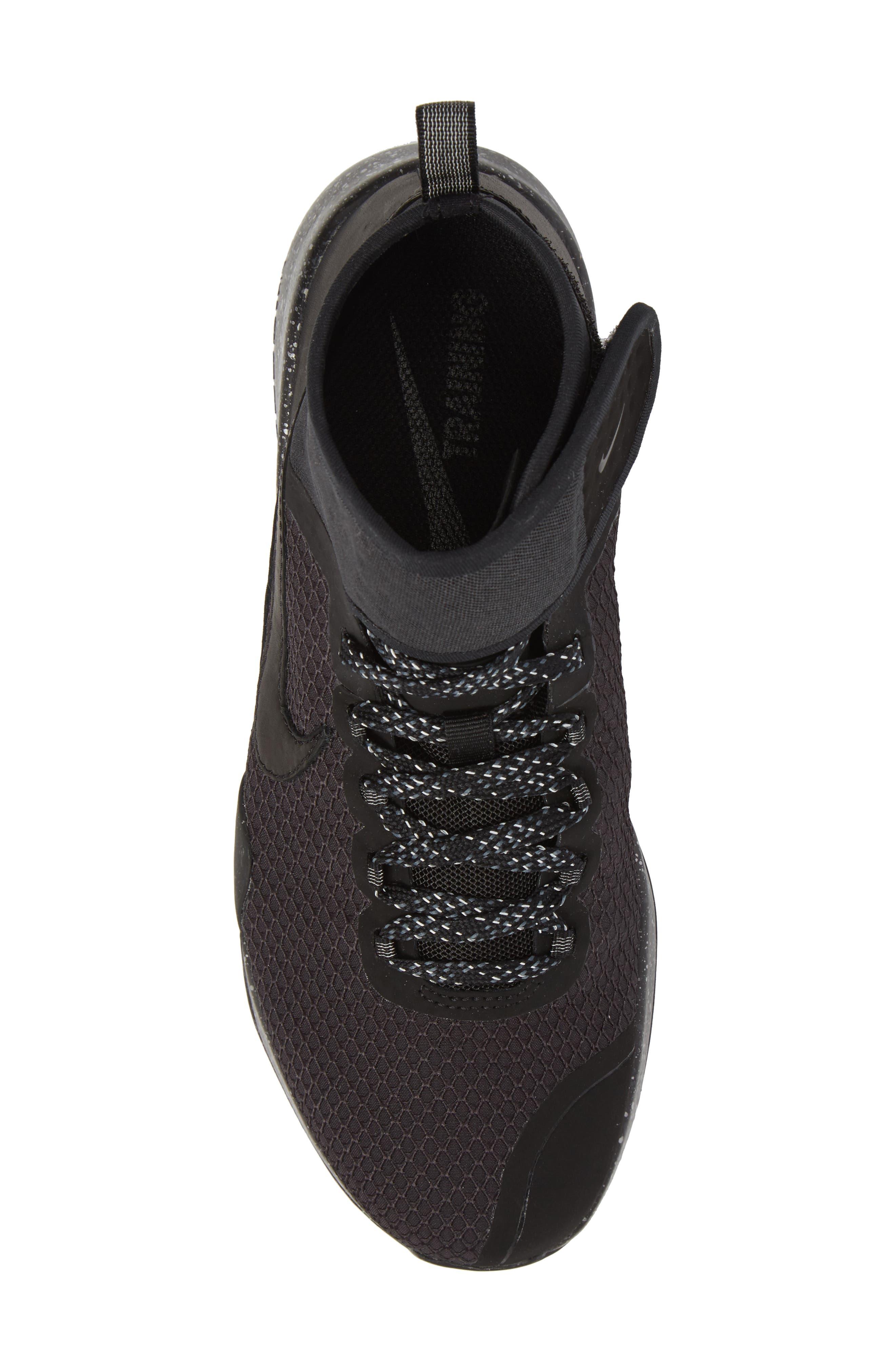 NikeLab Air Zoom Strong 2 Training Shoe,                             Alternate thumbnail 5, color,                             001