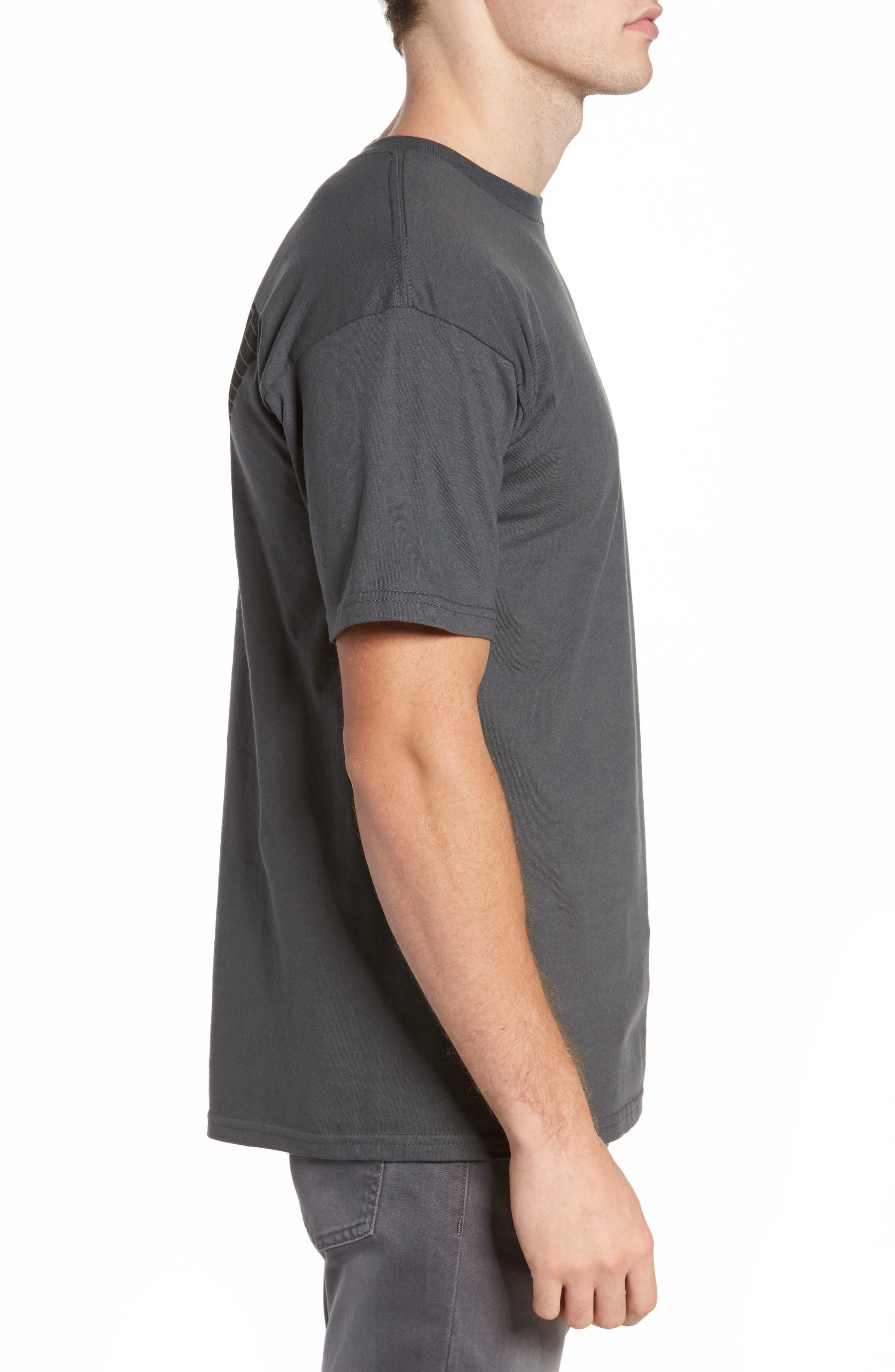 Cylinder Standard T-Shirt,                             Alternate thumbnail 3, color,                             050